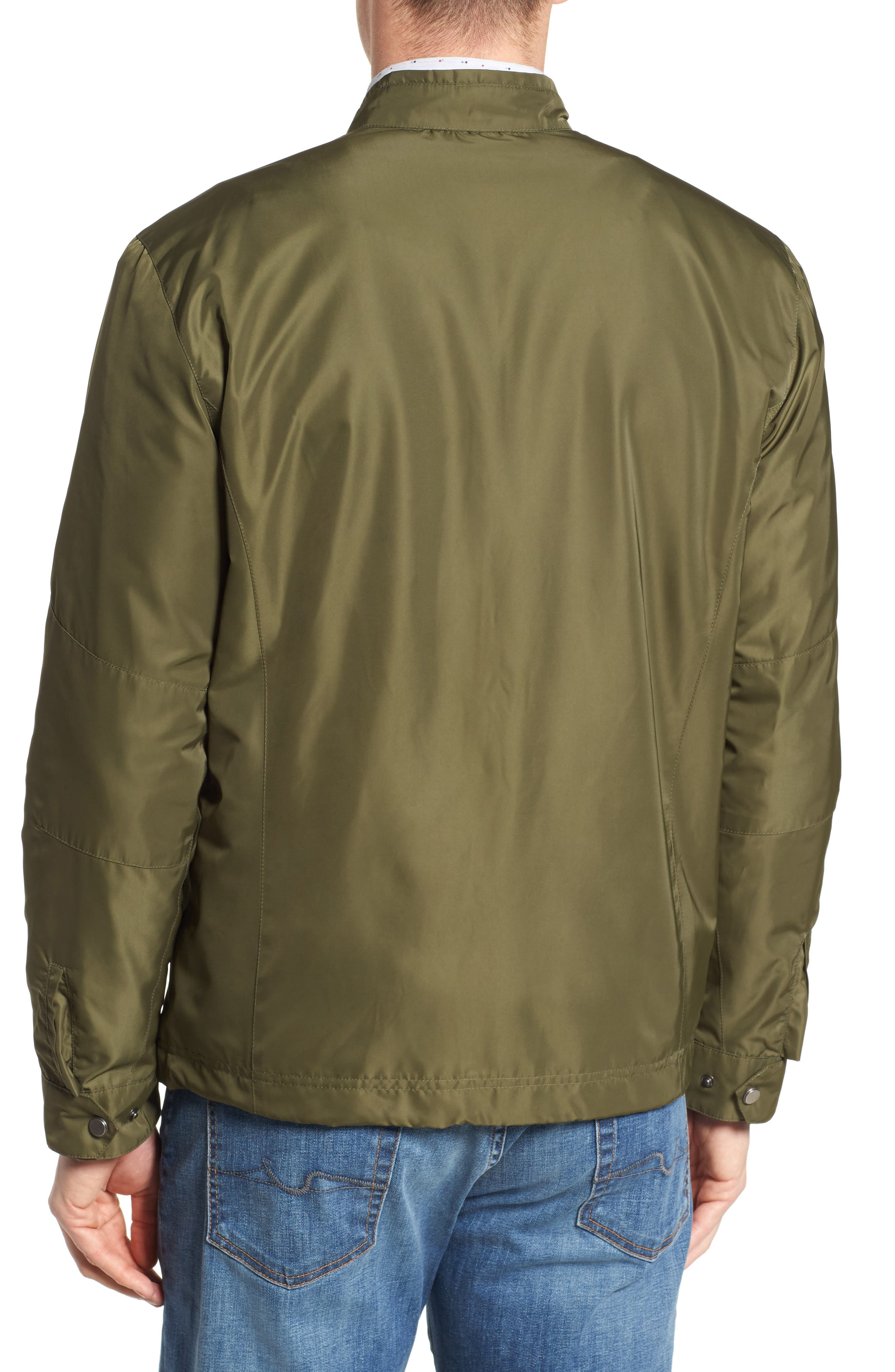 Utility Jacket,                             Alternate thumbnail 2, color,                             Green Bronze