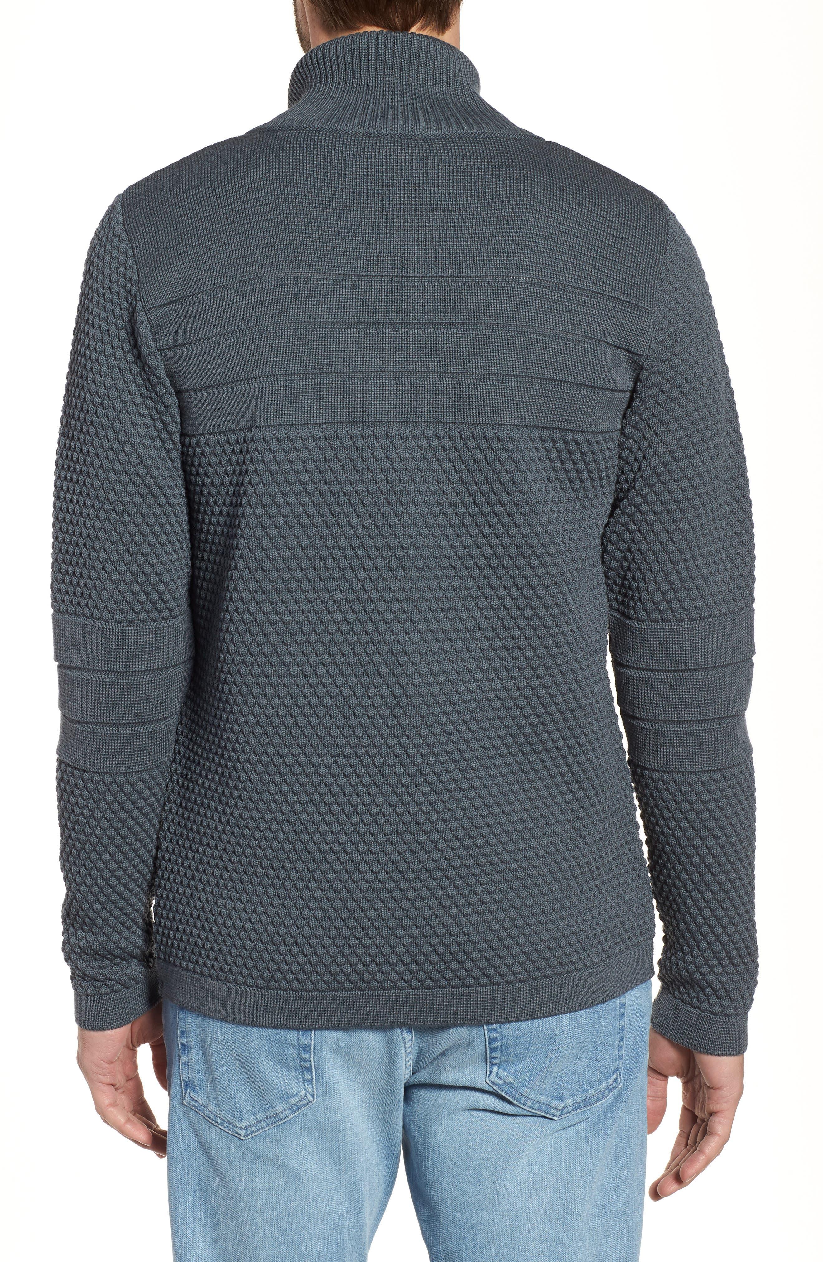 Torso Jacket,                             Alternate thumbnail 2, color,                             Uniform Grey