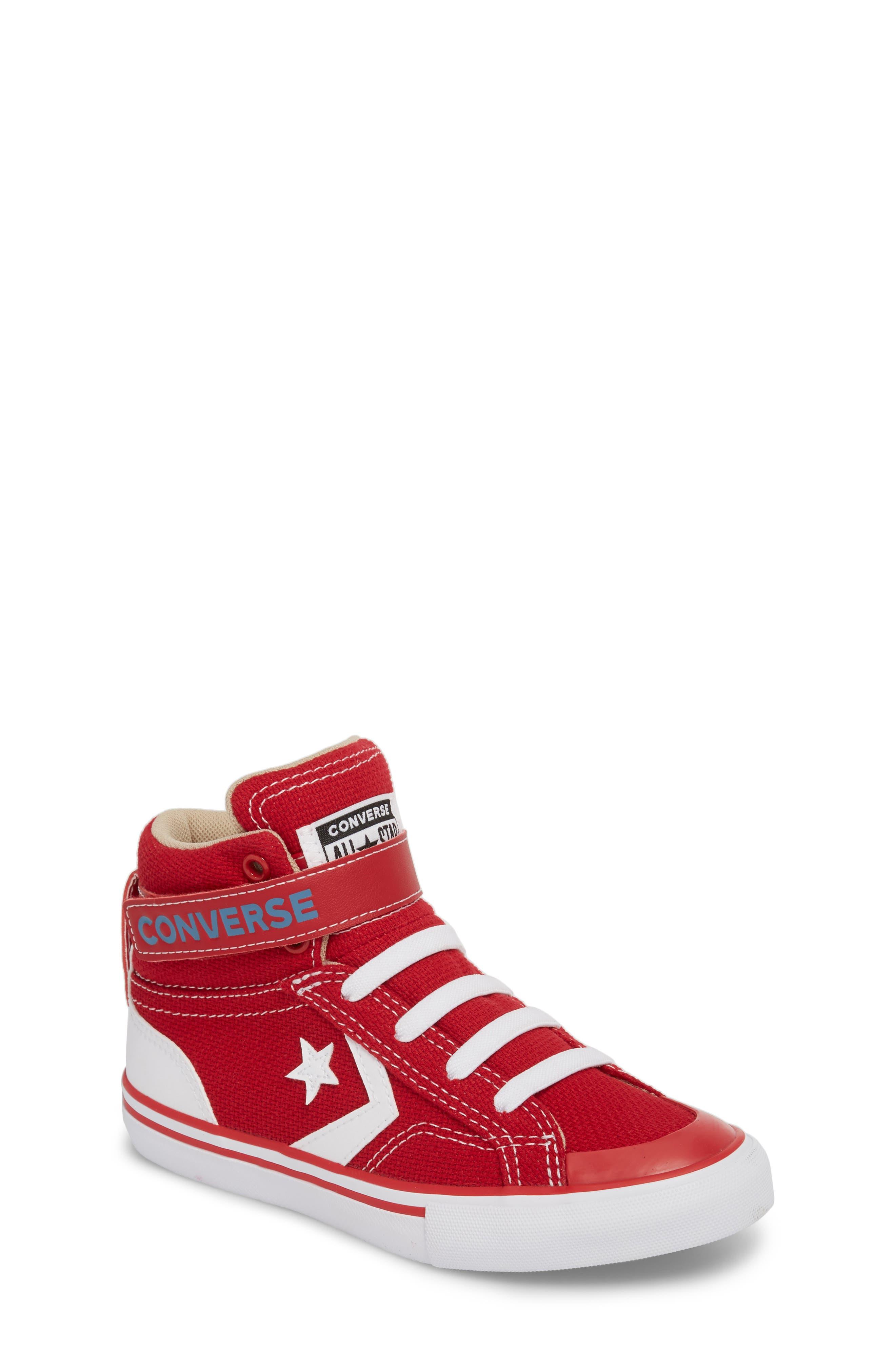 Converse Pro Blaze High Top Sneaker (Toddler, Little Kid & Big Kid)