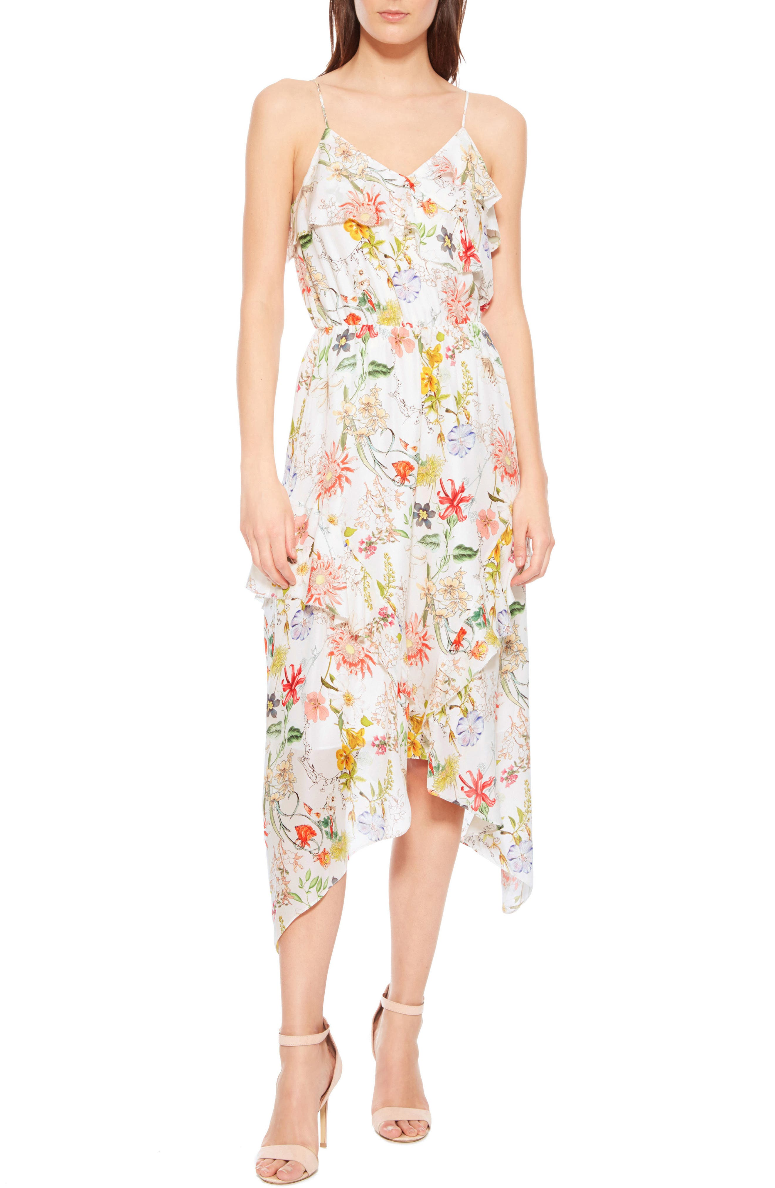 Vanna Dress,                         Main,                         color, Sangria