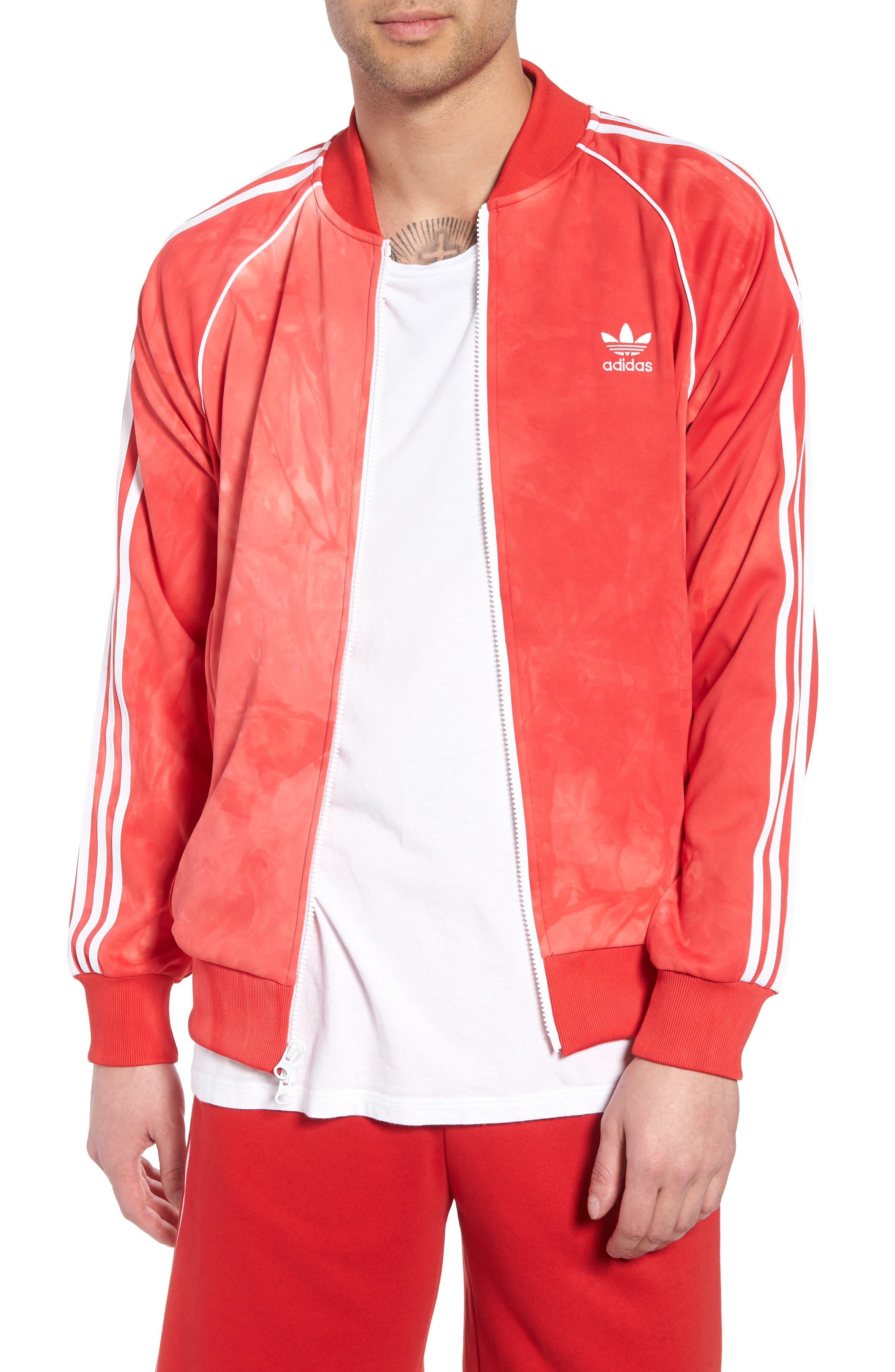 Alternate Image 1 Selected - adidas Originals Hu Holi Track Jacket