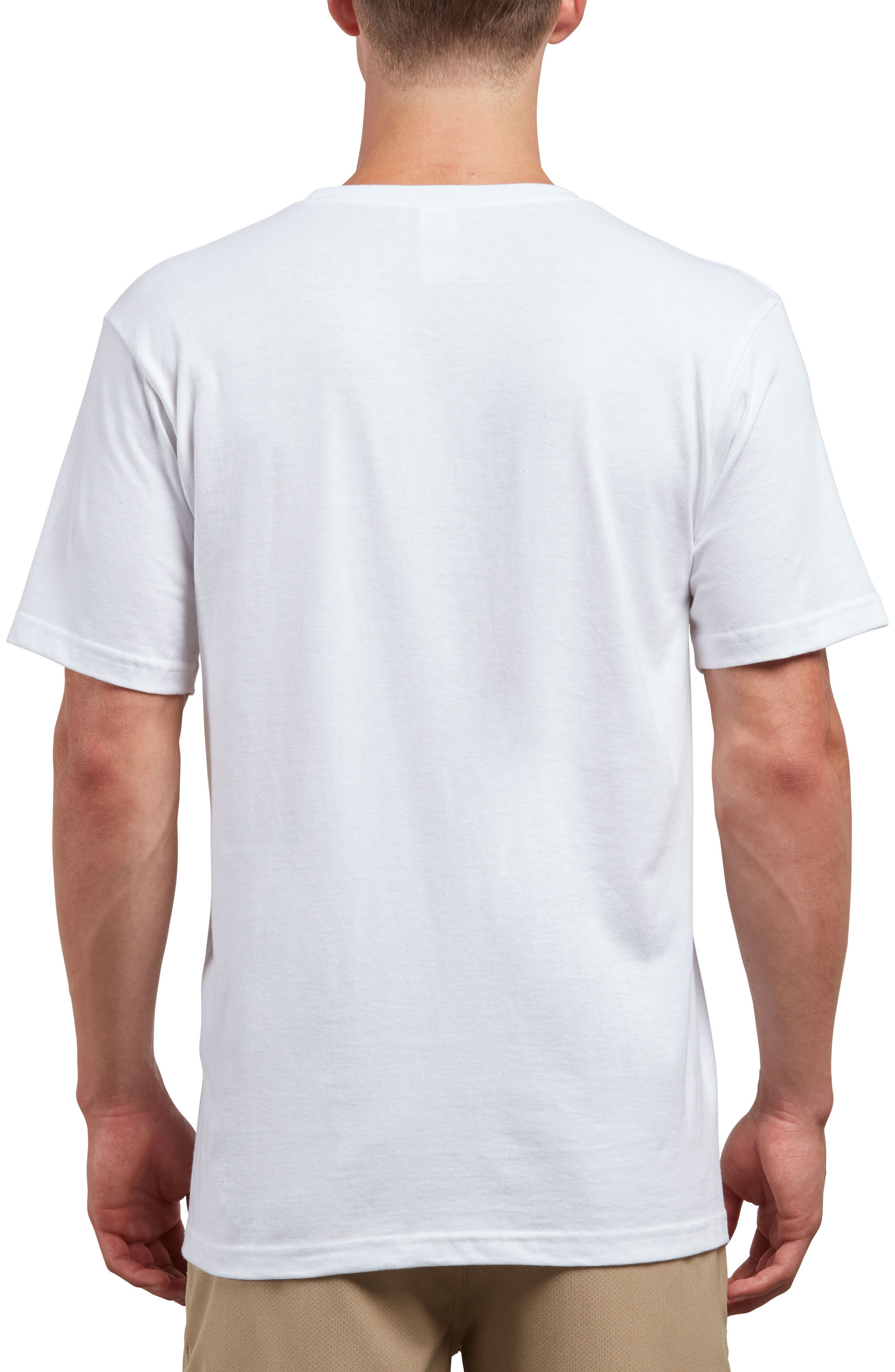 Same Difference T-Shirt,                             Alternate thumbnail 2, color,                             White