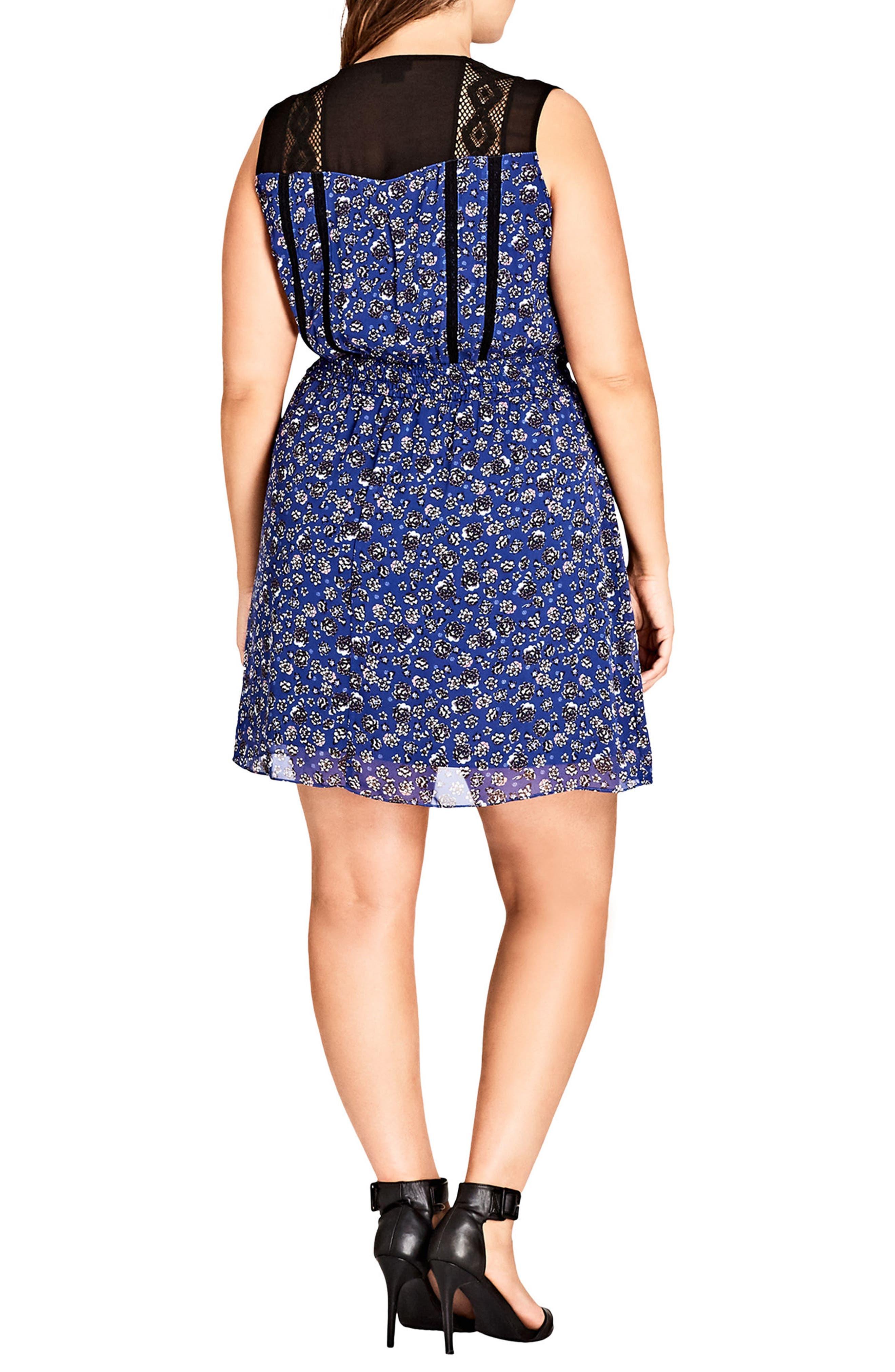 Power Posey Tunic Dress,                             Alternate thumbnail 2, color,                             Power Posey
