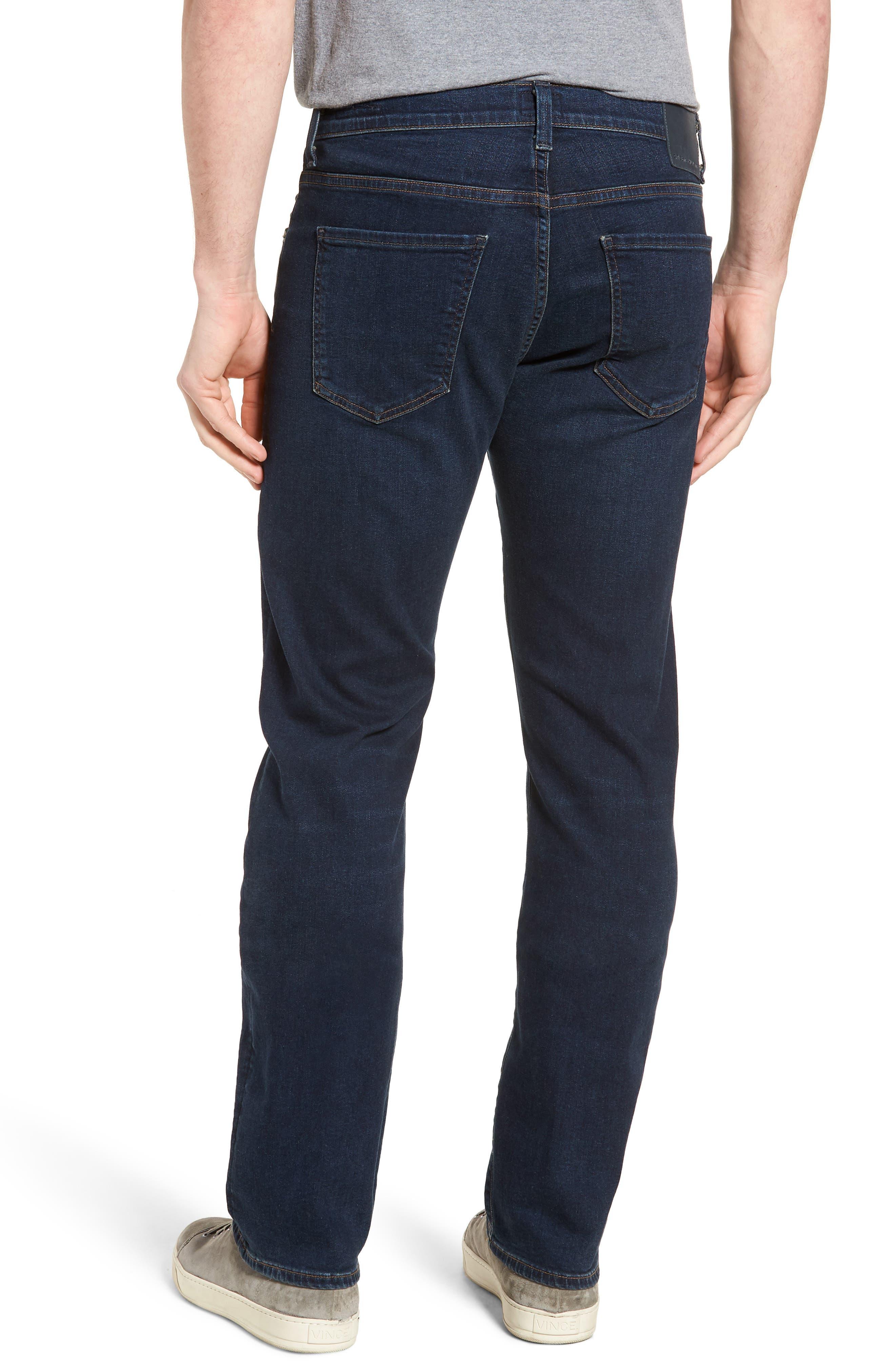 Sid Straight Leg Jeans,                             Alternate thumbnail 2, color,                             Everson