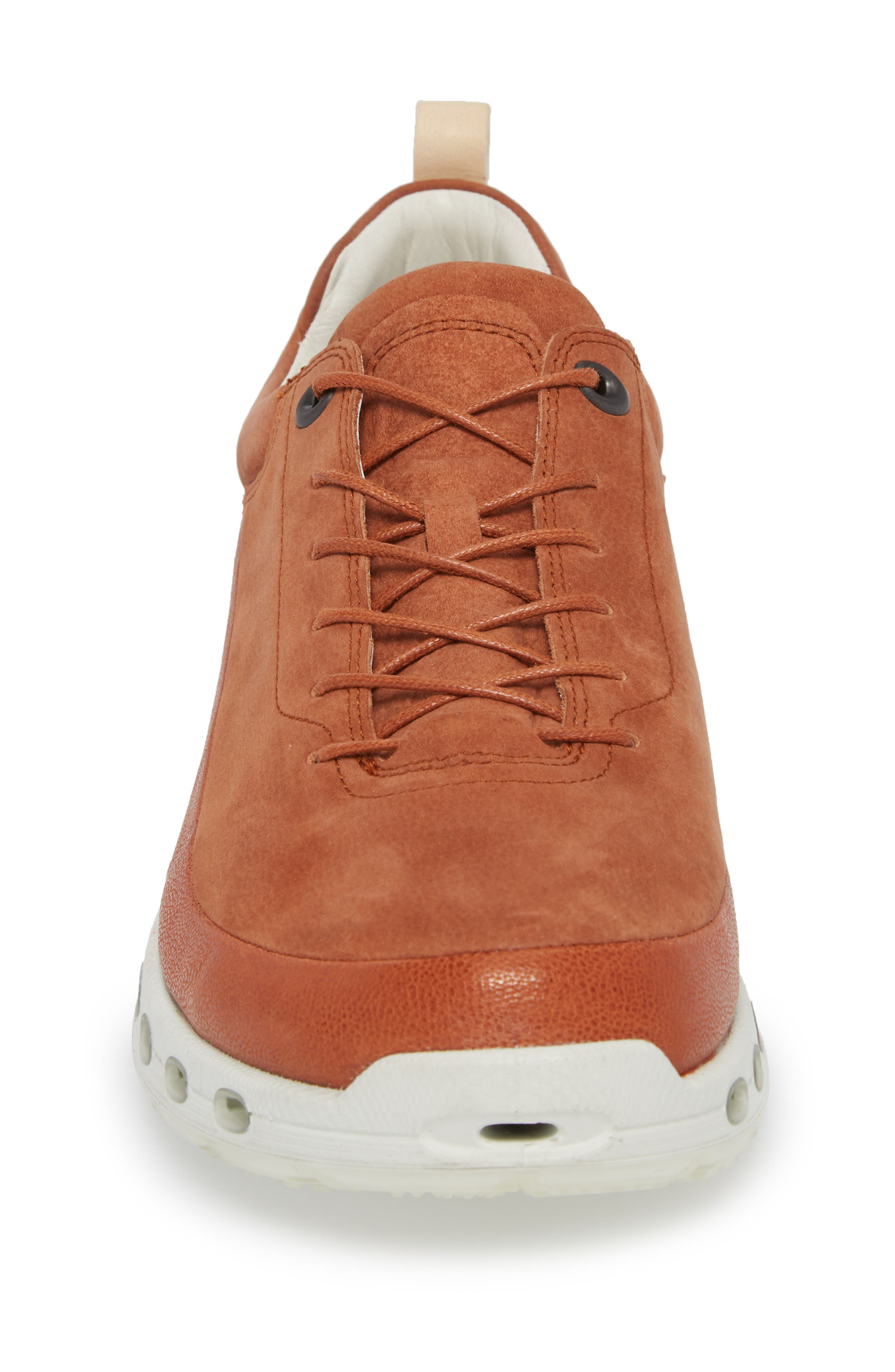 Cool 2.0 Gore-Tex<sup>®</sup> Sneaker,                             Alternate thumbnail 4, color,                             Brandy Leather