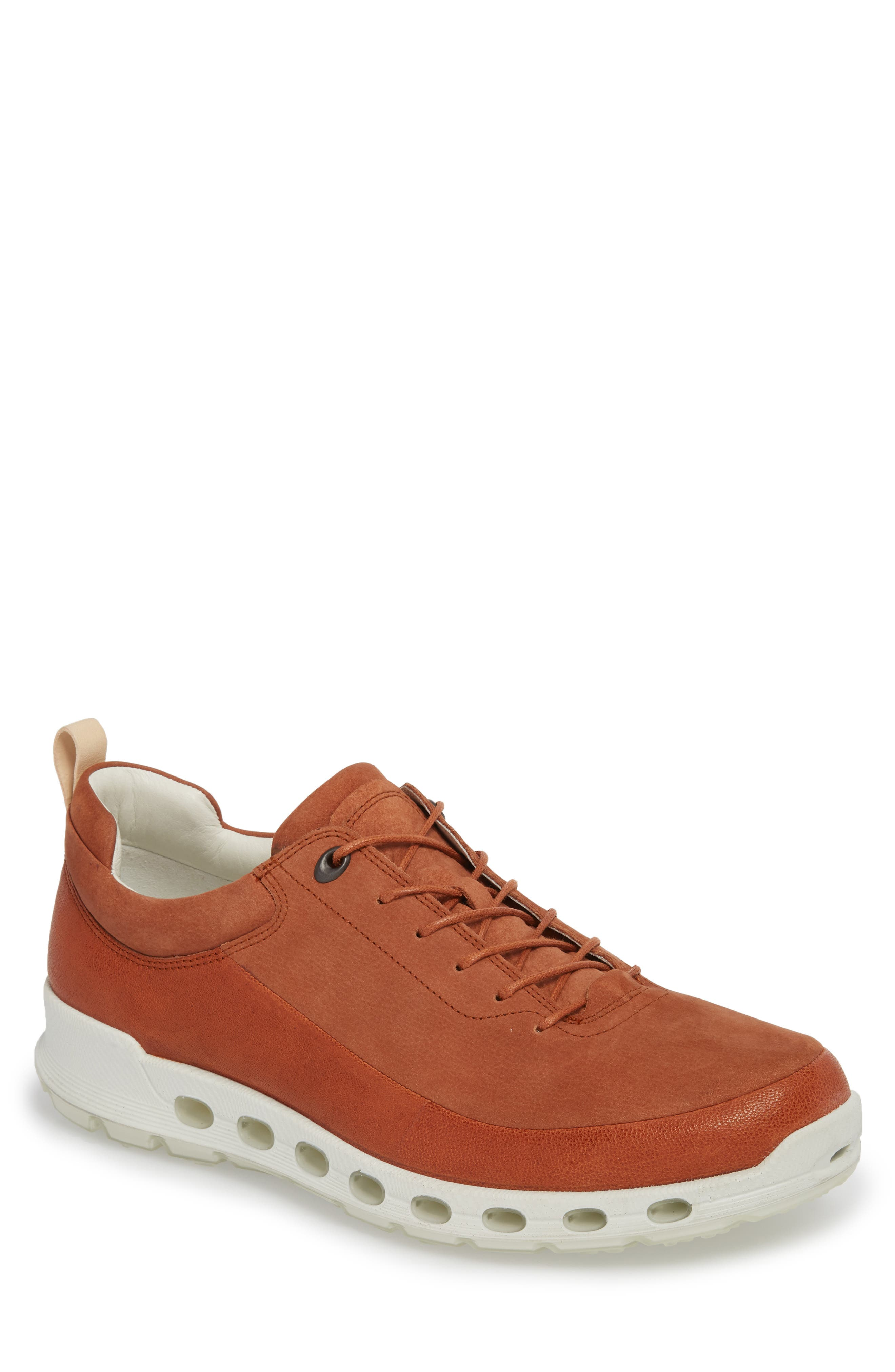 Cool 2.0 Gore-Tex<sup>®</sup> Sneaker,                             Main thumbnail 1, color,                             Brandy Leather