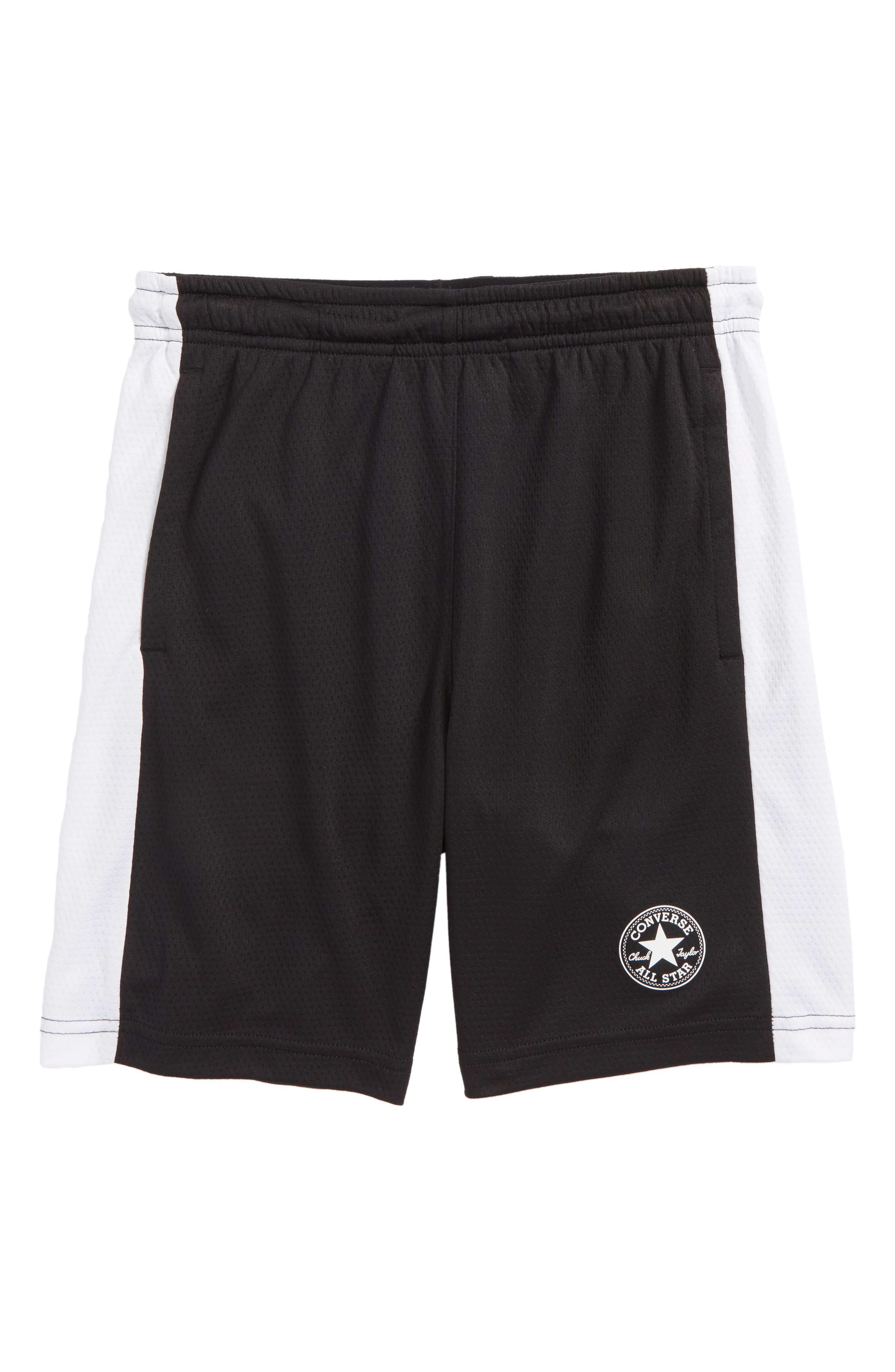 Converse Mesh Shorts (Big Boys)
