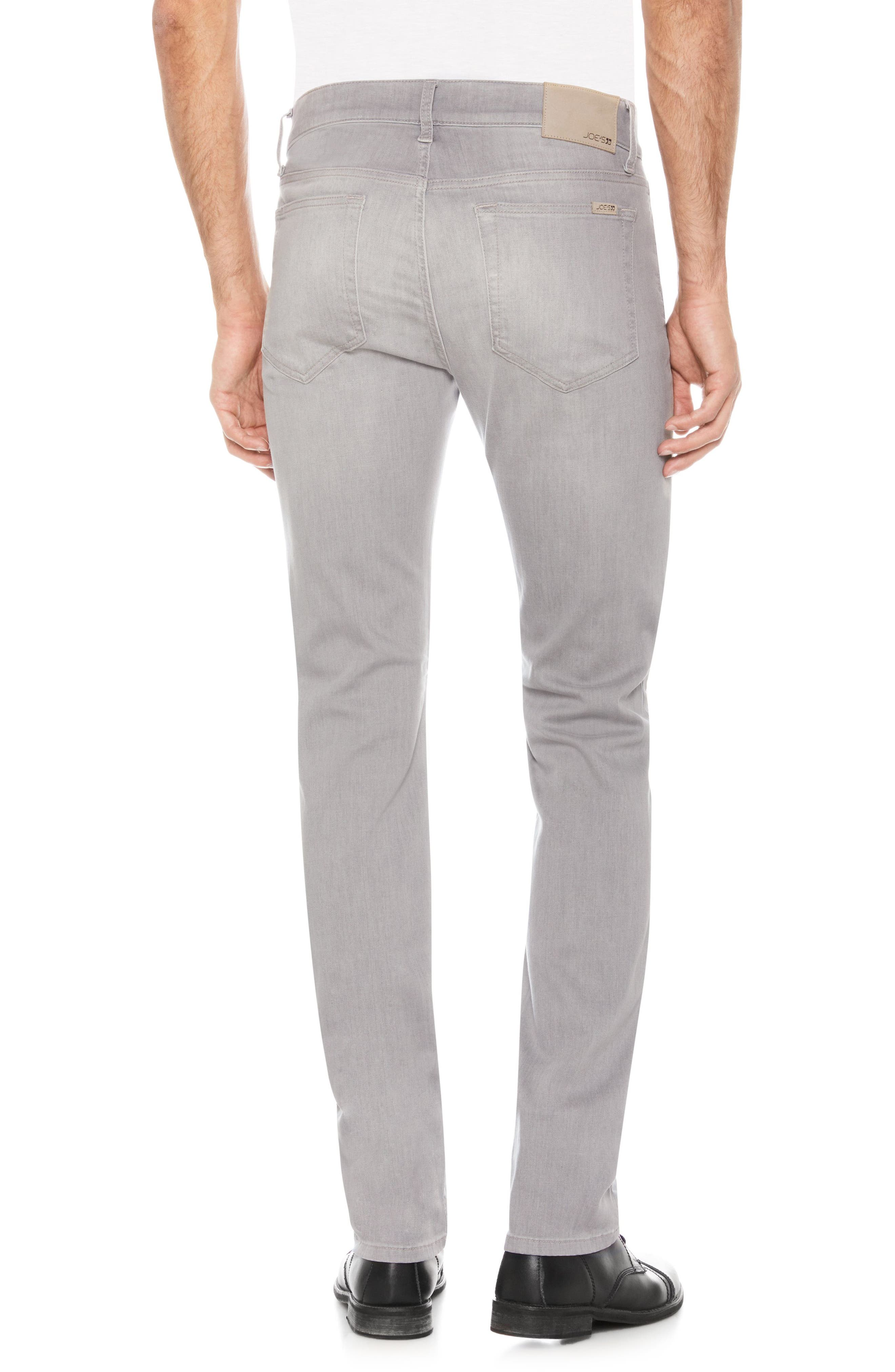 Brixton Slim Straight Fit Jeans,                             Alternate thumbnail 2, color,                             Steve