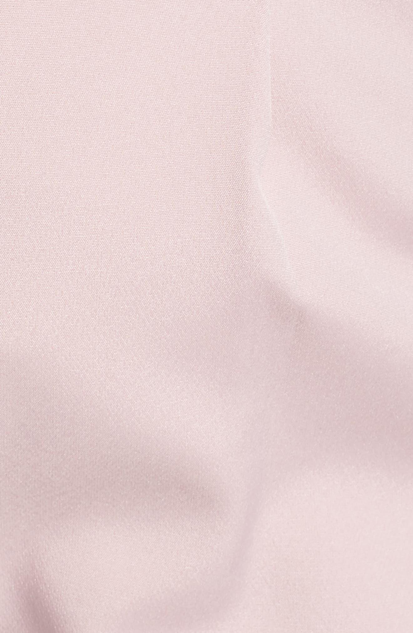 Belted Peg Trousers,                             Alternate thumbnail 6, color,                             Blush