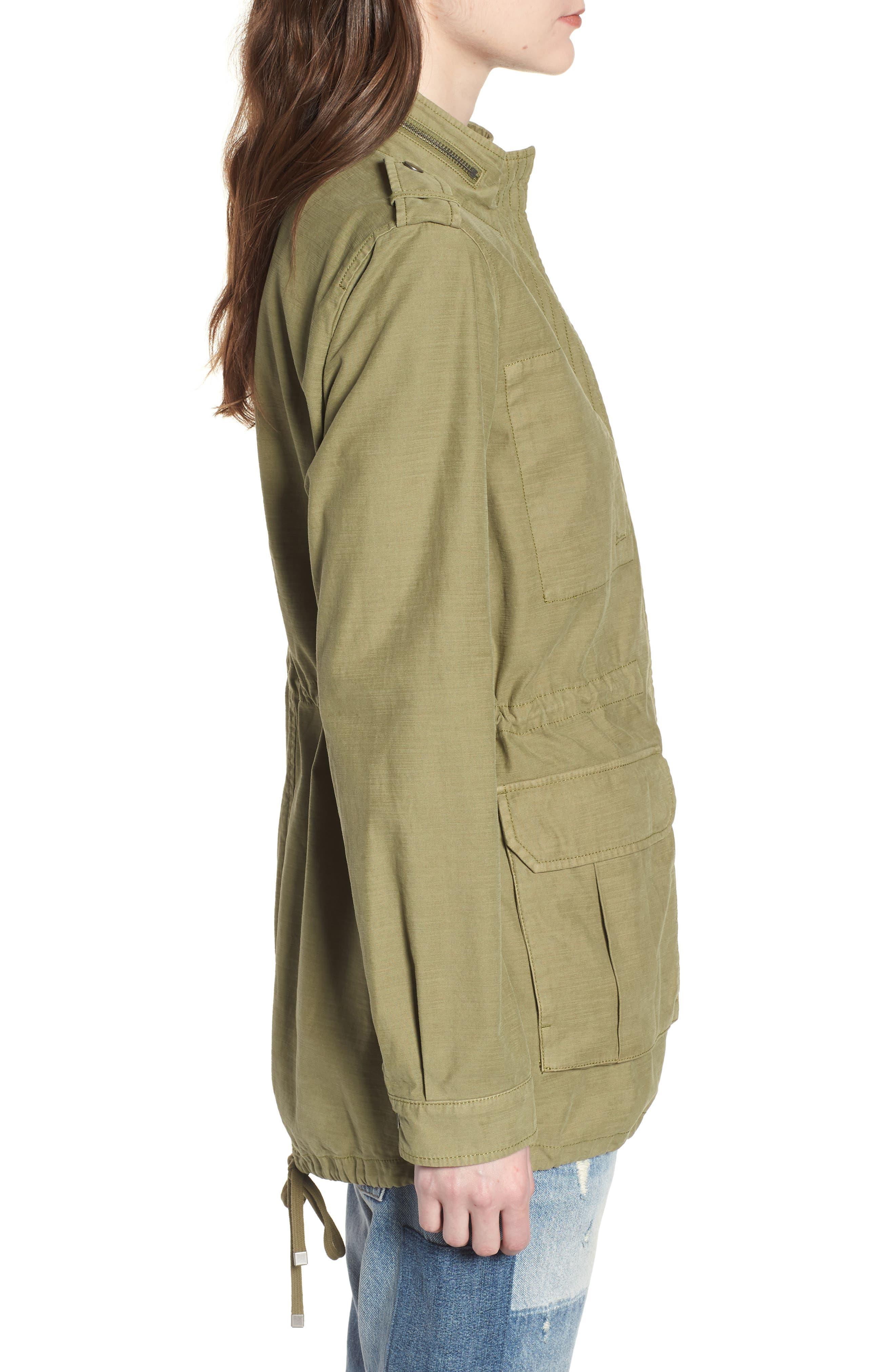 Alternate Image 3  - Levi's® Cotton 4-Pocket Jacket (Regular & Petite)