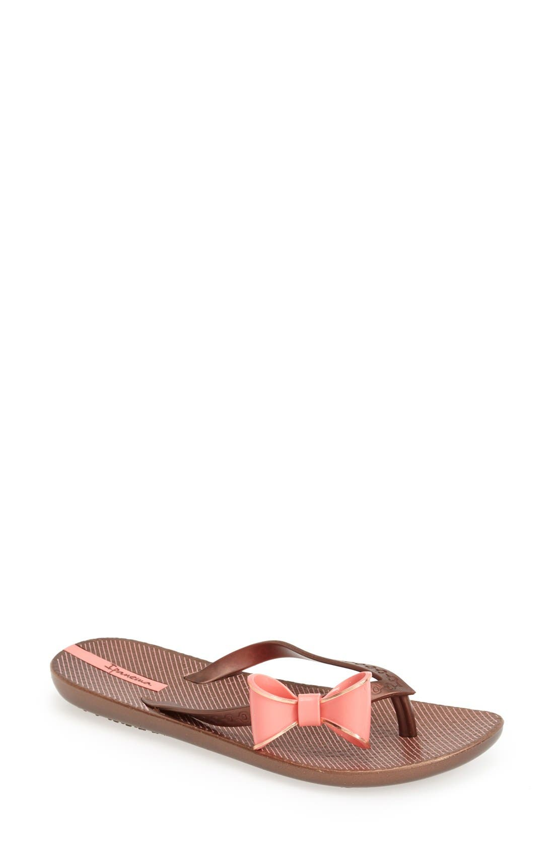 Alternate Image 1 Selected - Ipanema 'Neo Clara' Flip Flop (Women)
