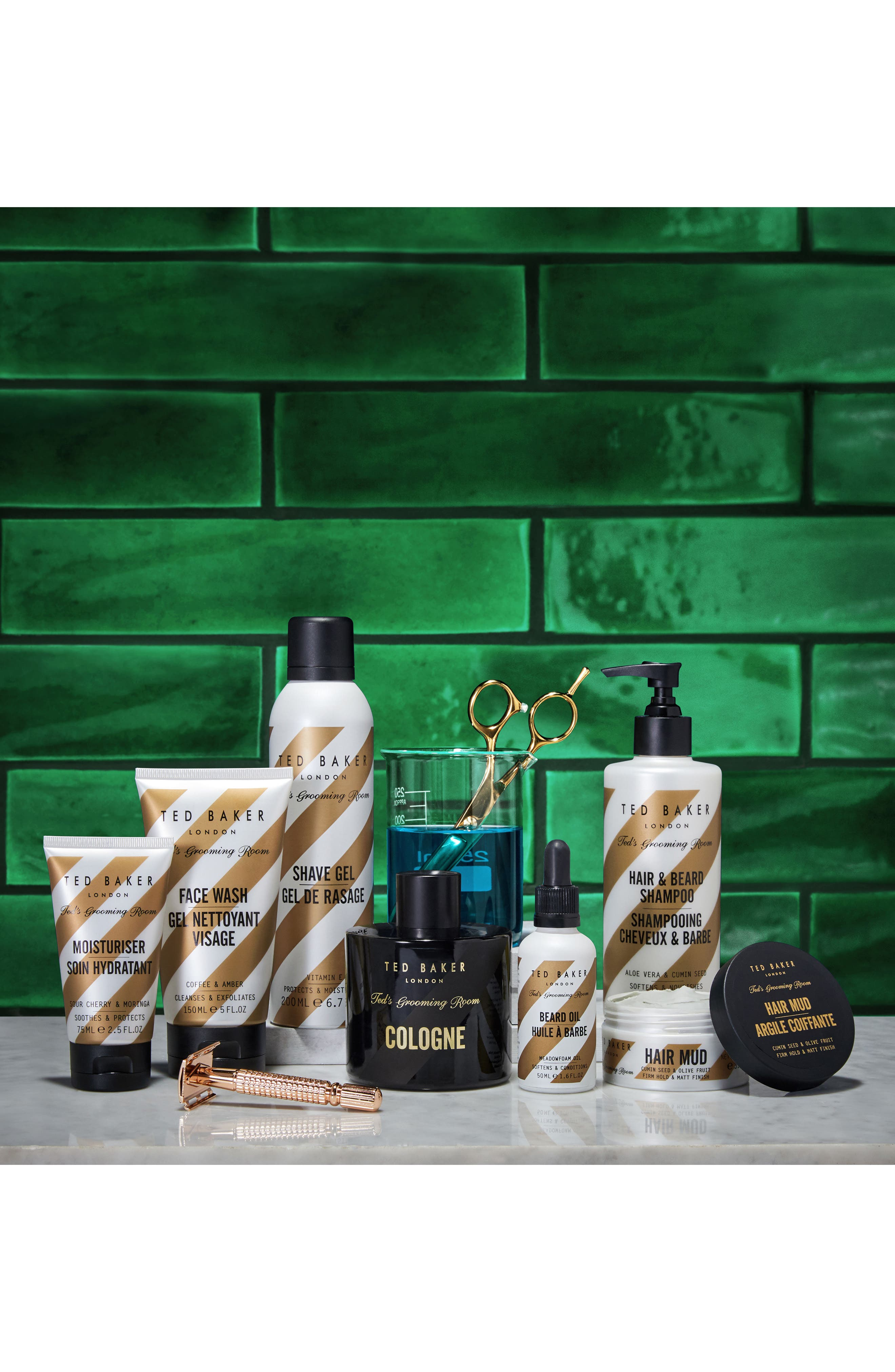 Ted's Grooming Room Cologne,                             Alternate thumbnail 3, color,