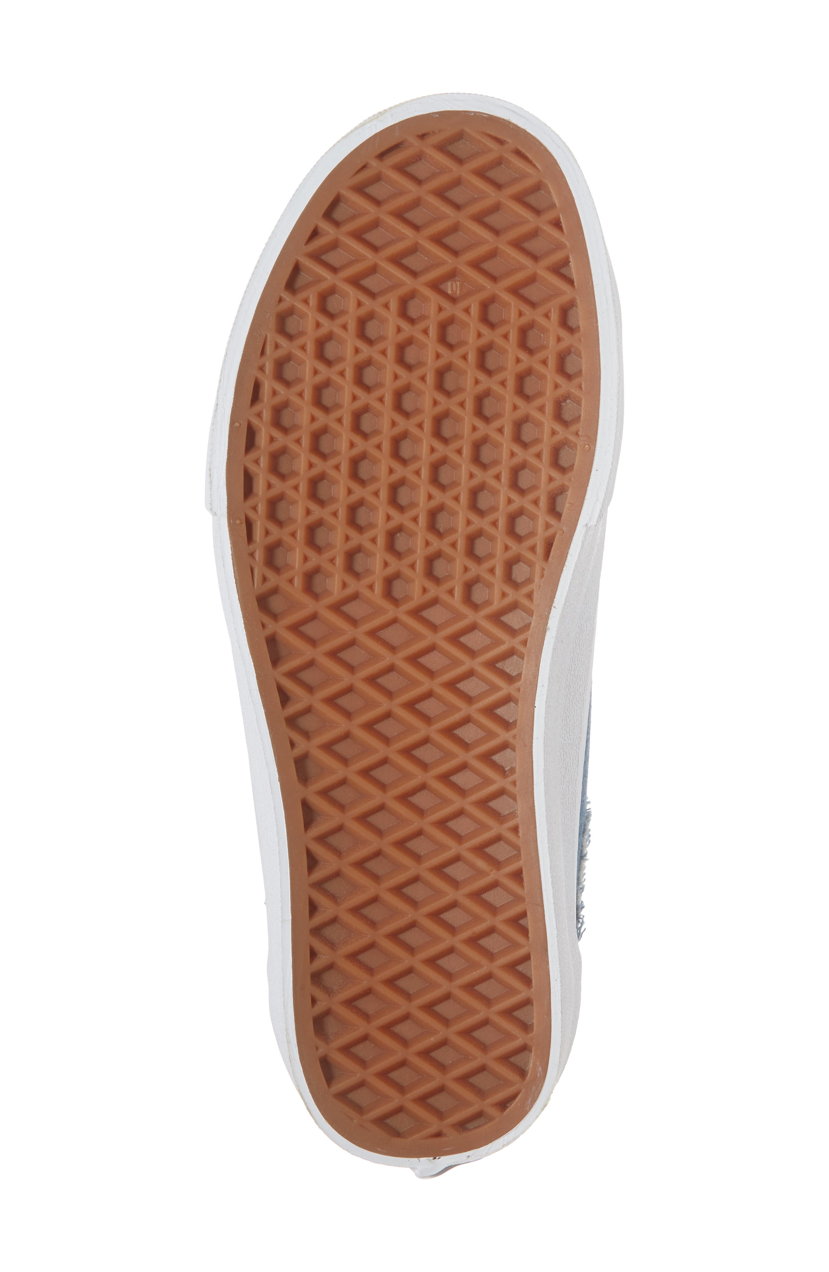 Style 36 Decon Sneaker,                             Alternate thumbnail 6, color,                             Frayed Denim