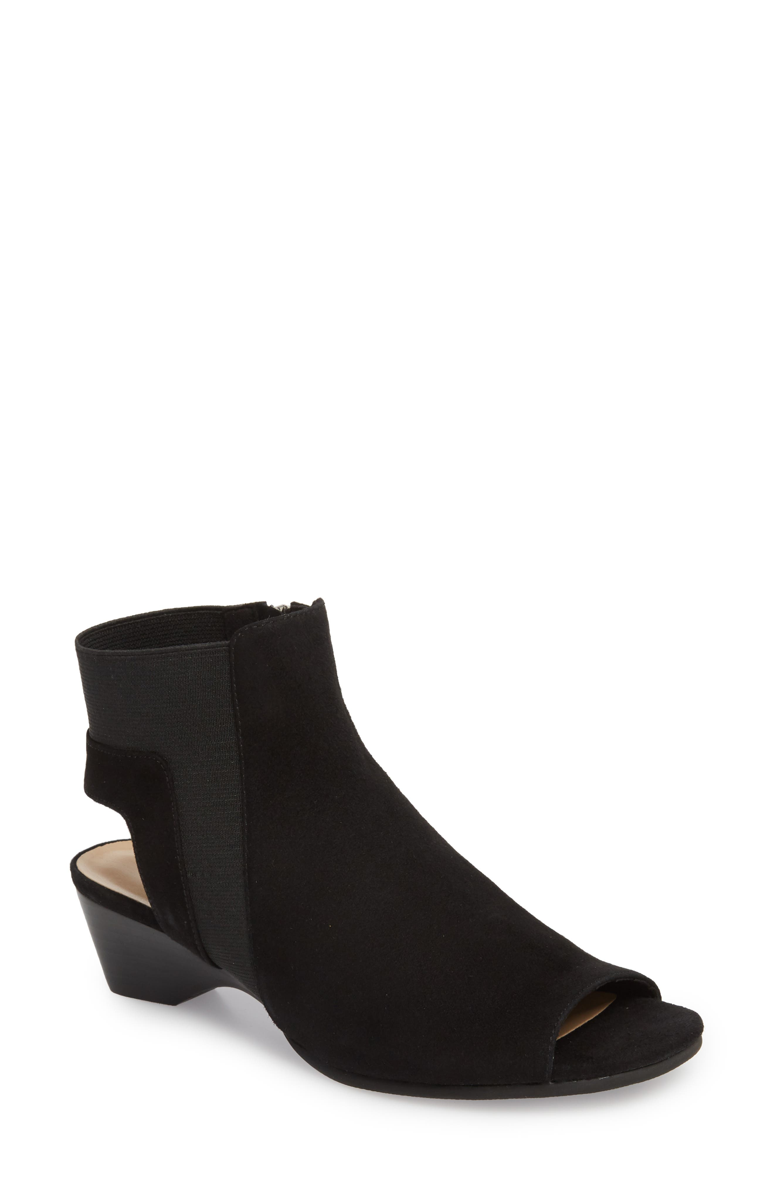 Boots for Women, Booties On Sale, Black, Leather, 2017, 2.5 4.5 5.5 Alexander Wang