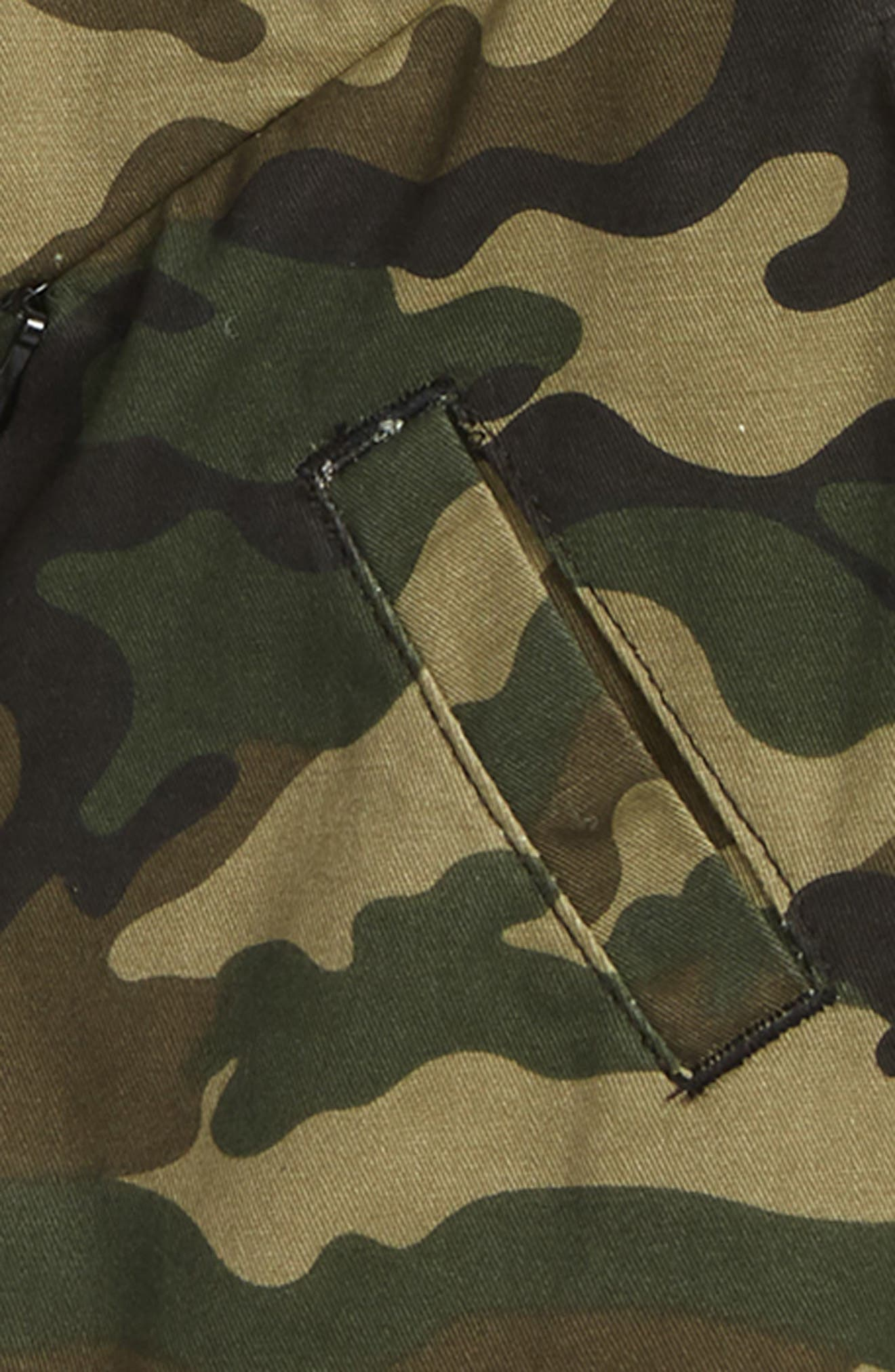 Porter Camo Shirt,                             Alternate thumbnail 2, color,                             Camo