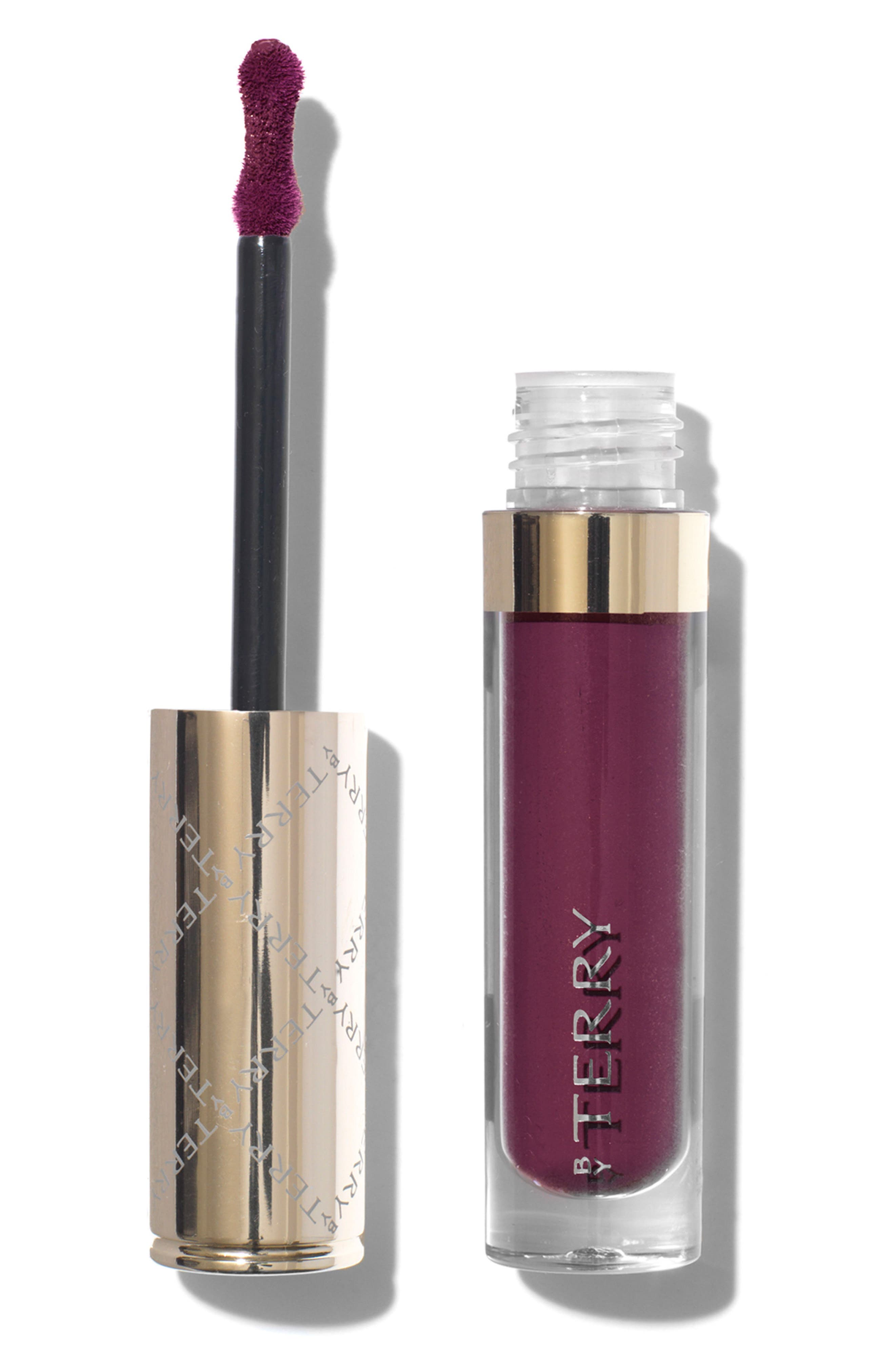 SPACE.NK.apothecary By Terry Terrybly Velvet Rouge Liquid Lipstick,                         Main,                         color, 4 Bohemian Plum