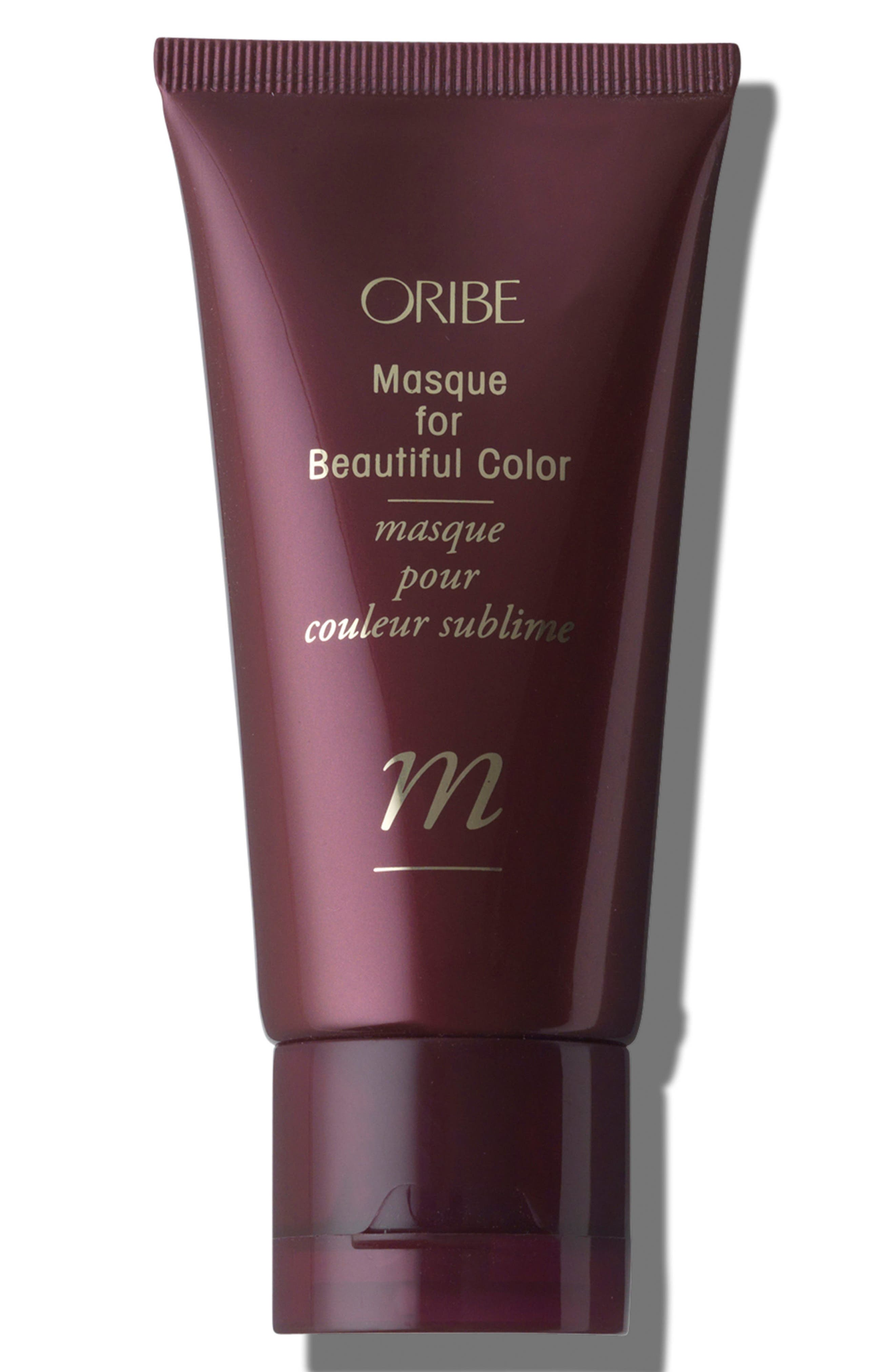 SPACE.NK.apothecary Oribe Masque for Beautiful Color,                             Alternate thumbnail 5, color,                             No Color