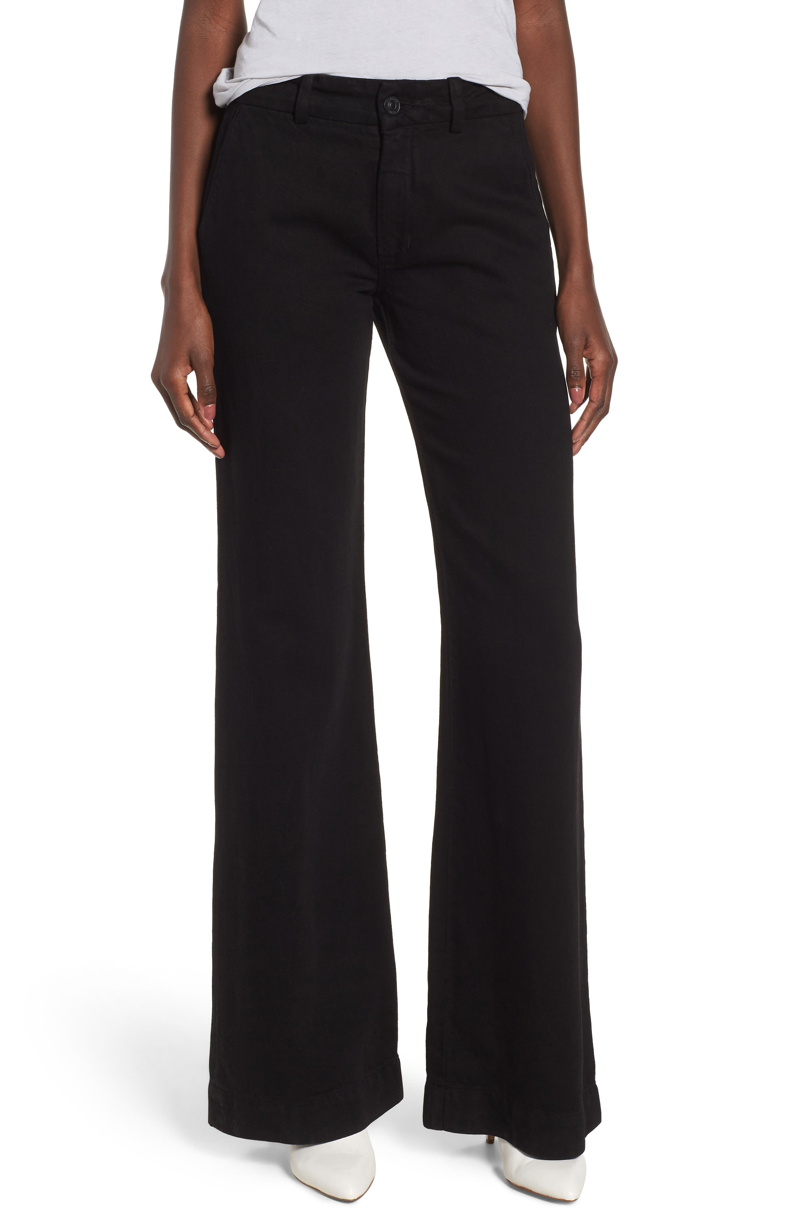 NICO FLARE TROUSER JEANS