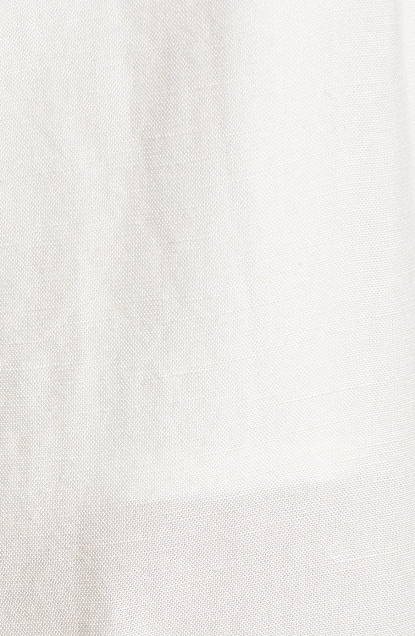 Bryant Midi Slipdress,                             Alternate thumbnail 6, color,                             White