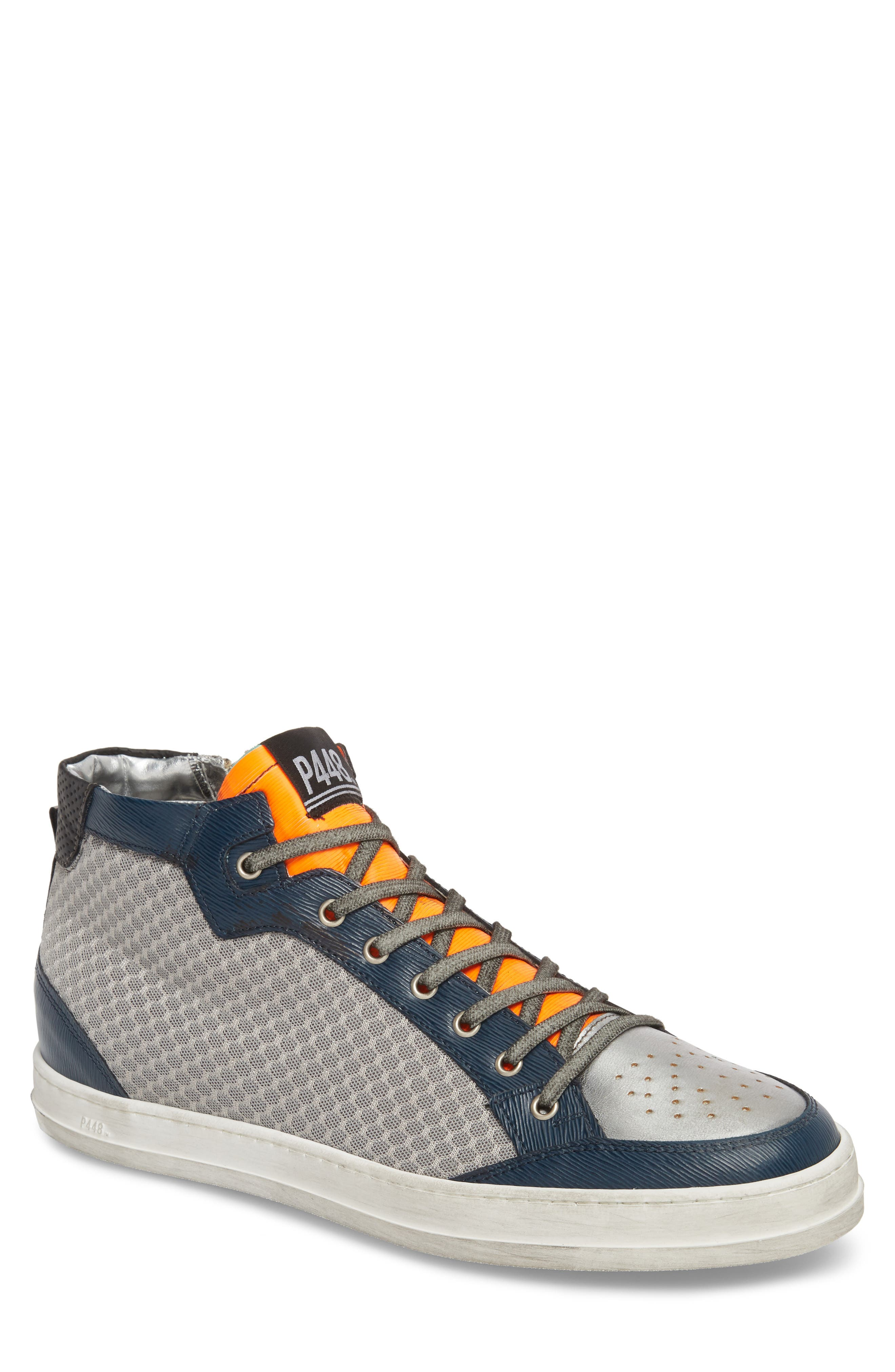 P448 Love High Top Sneaker (Men)