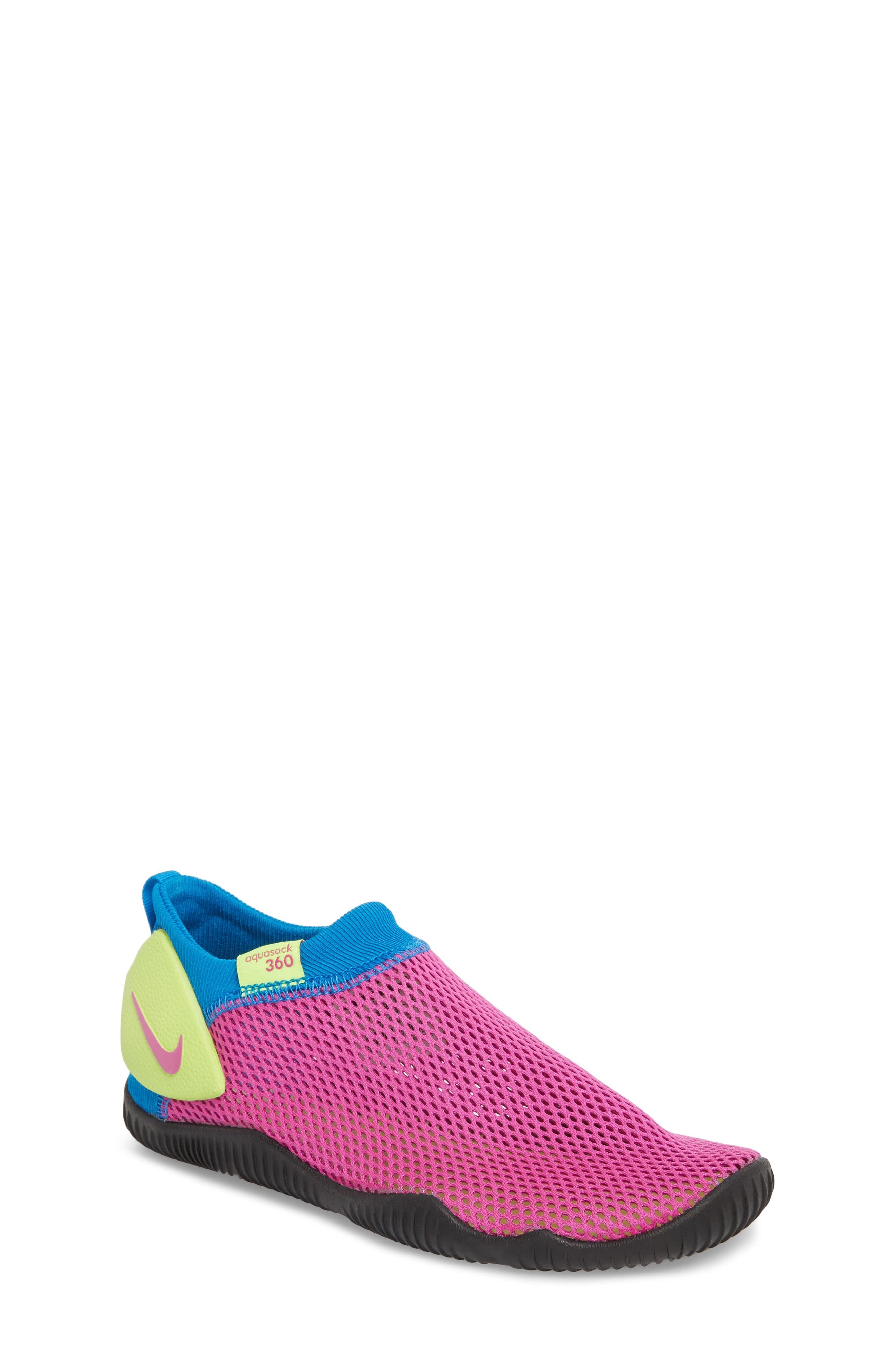 Nike Aquasock 360 Water Friendly Slip-On (Toddler, Little Kid & Big Kid)