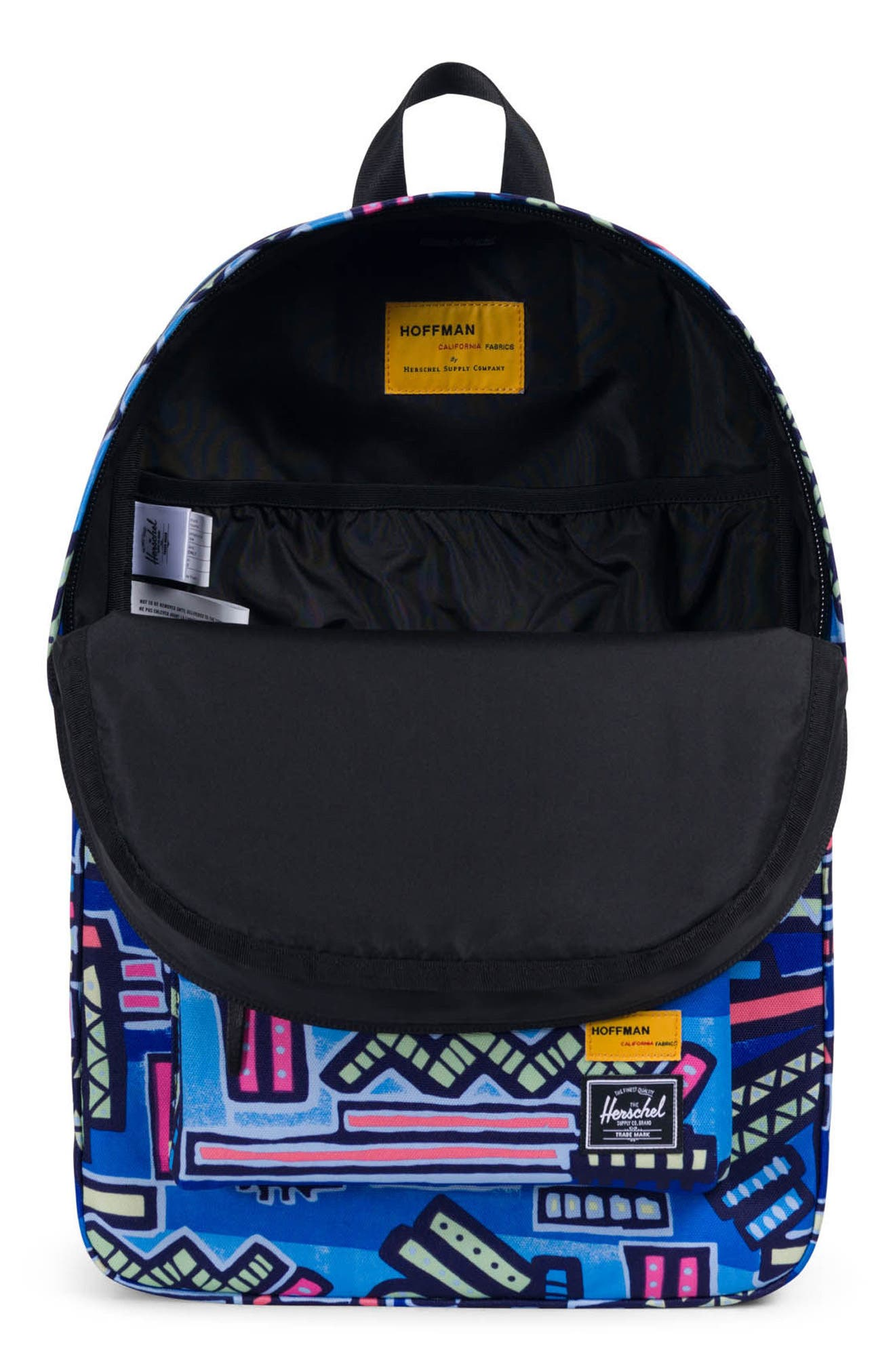 Winlaw - Hoffman Backpack,                             Alternate thumbnail 4, color,                             Abstract Geo Blue