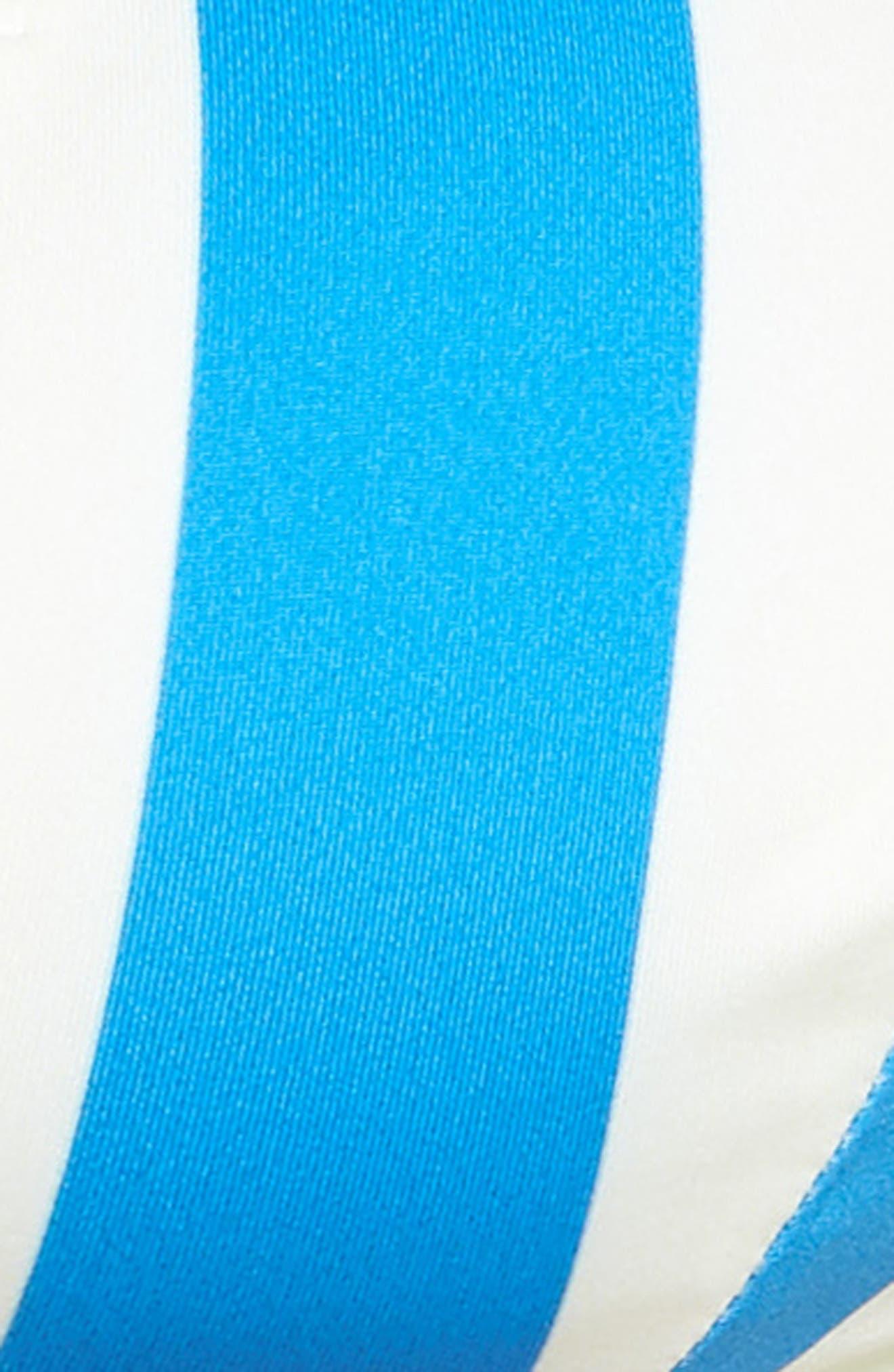 Billabong Brigitte Bikini Top,                             Alternate thumbnail 8, color,                             Sea Stripe