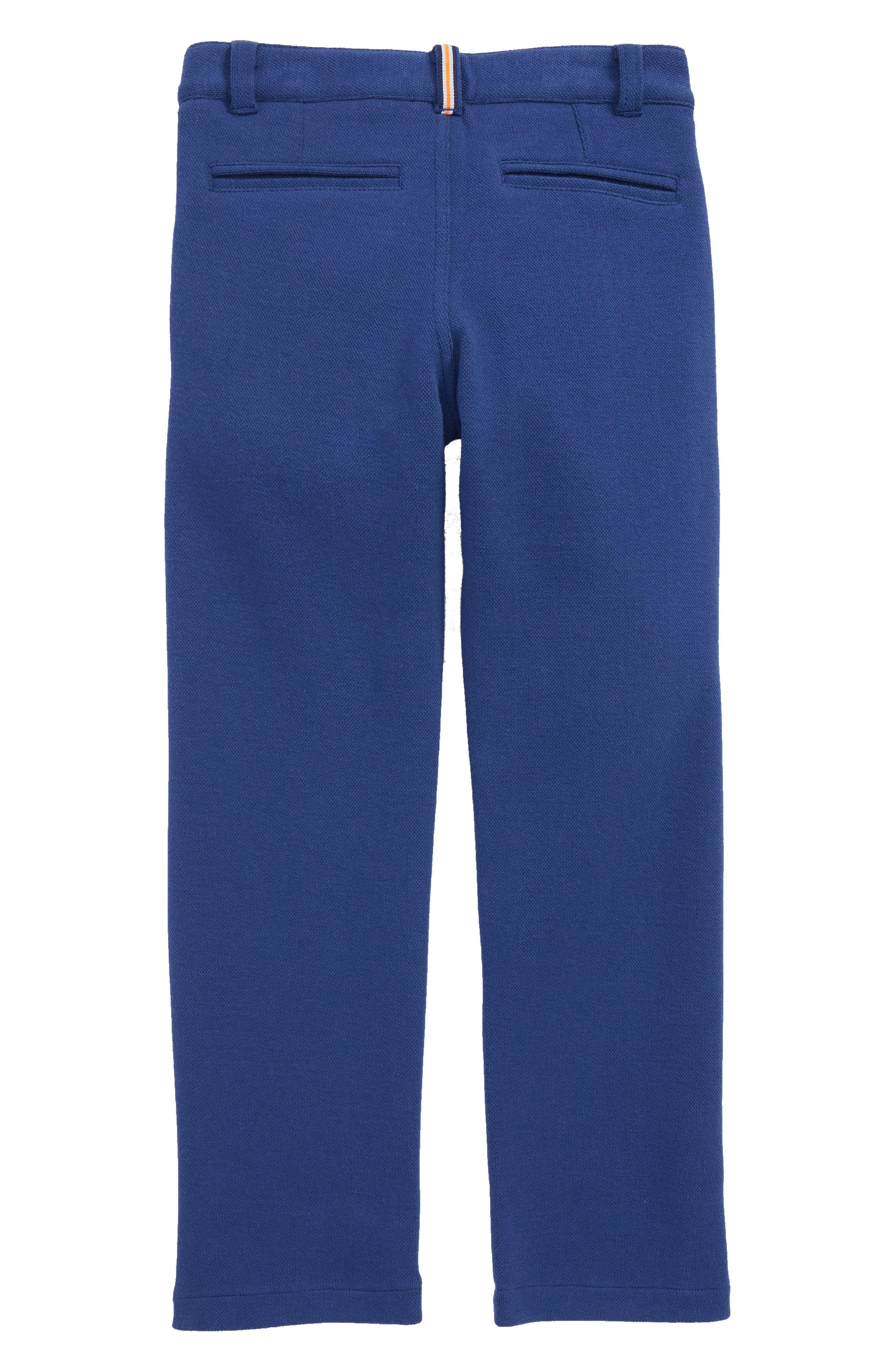 Alternate Image 2  - Mini Boden Jersey Chino Pants (Toddler Boys, Little Boys & Big Boys)