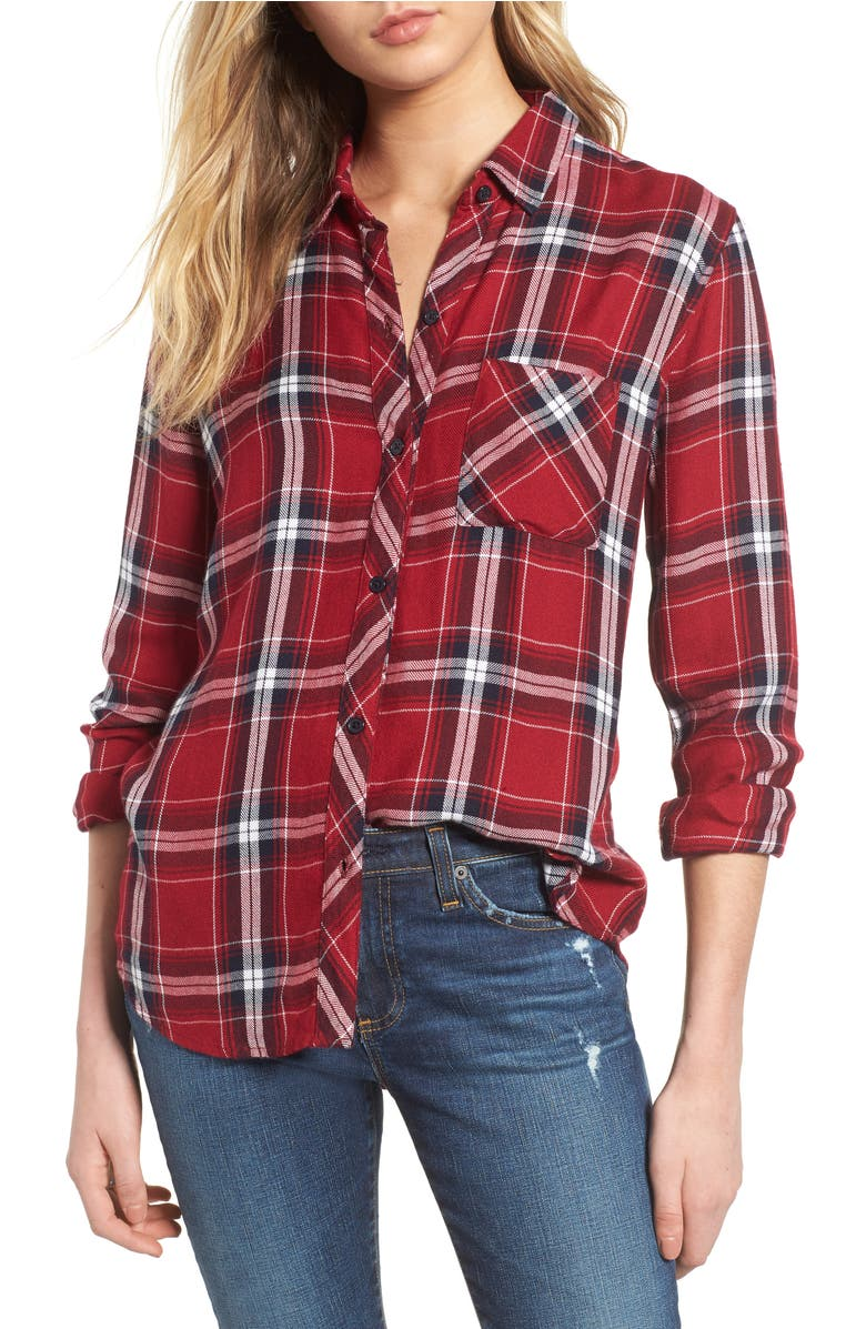Rails Hunter Plaid Shirt | Nordstrom