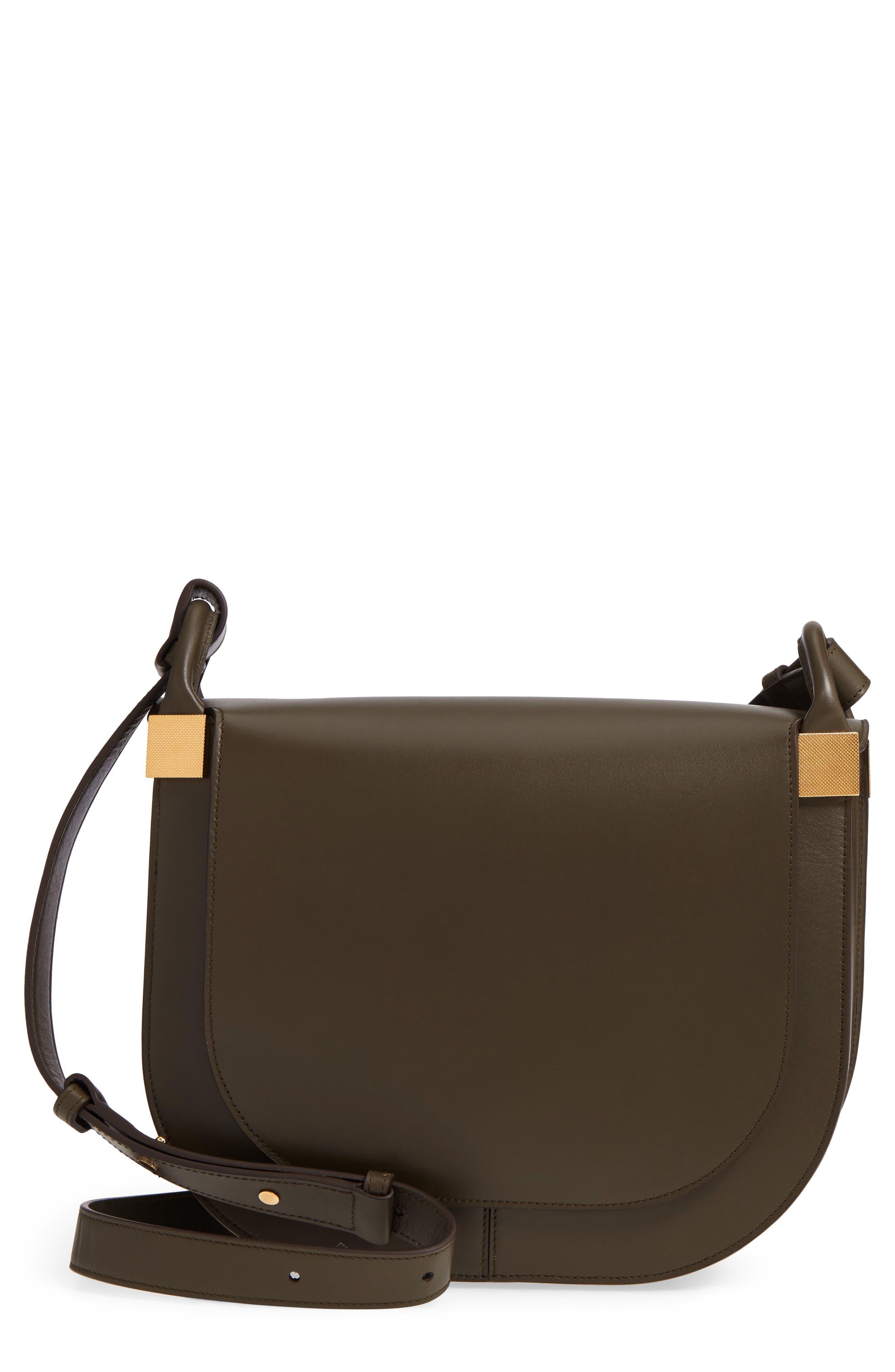 Main Image - Victoria Beckham Half Moon Box Crossbody Bag