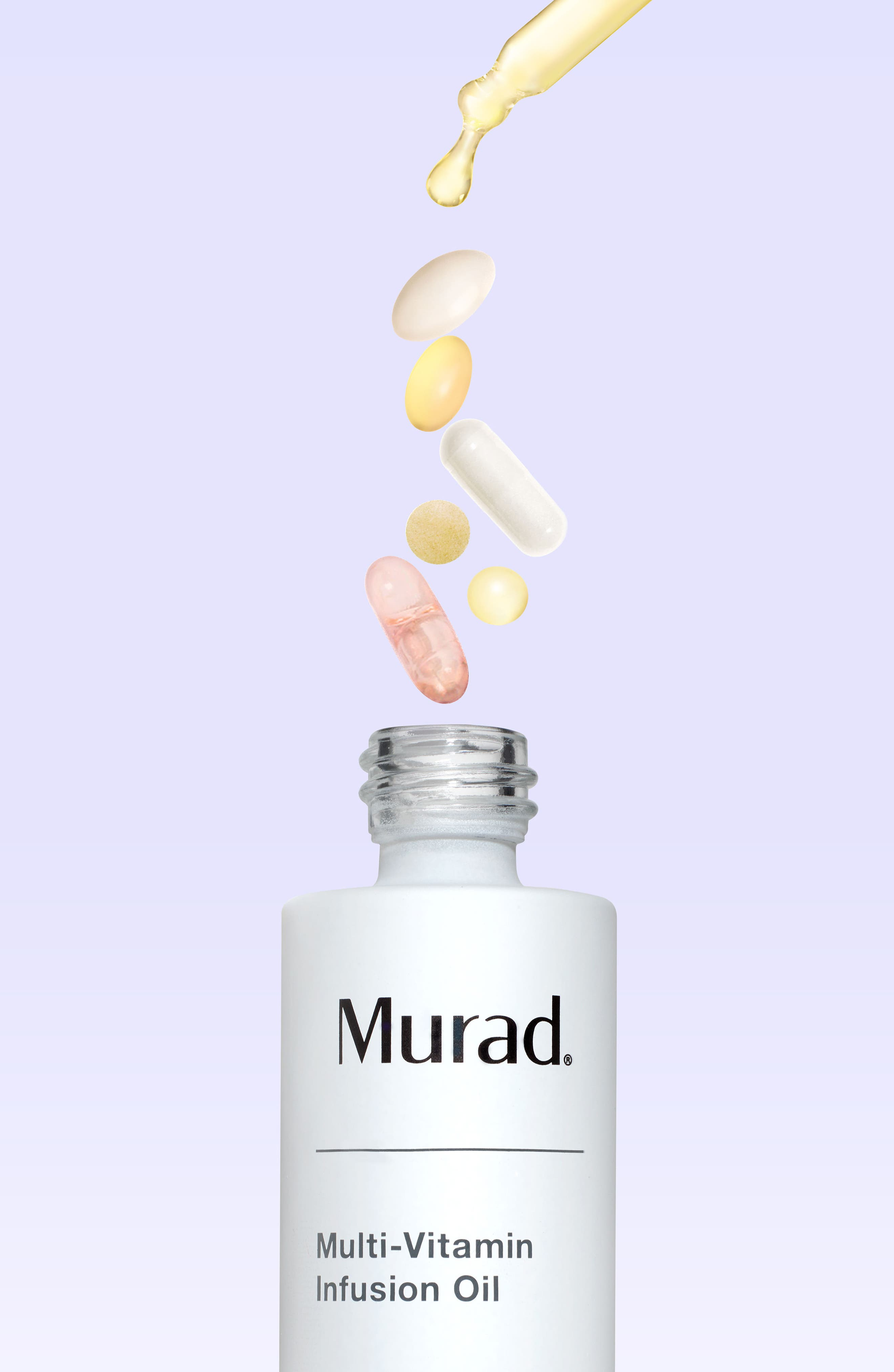 Murad Multi-Vitamin Infusion Oil,                             Alternate thumbnail 4, color,