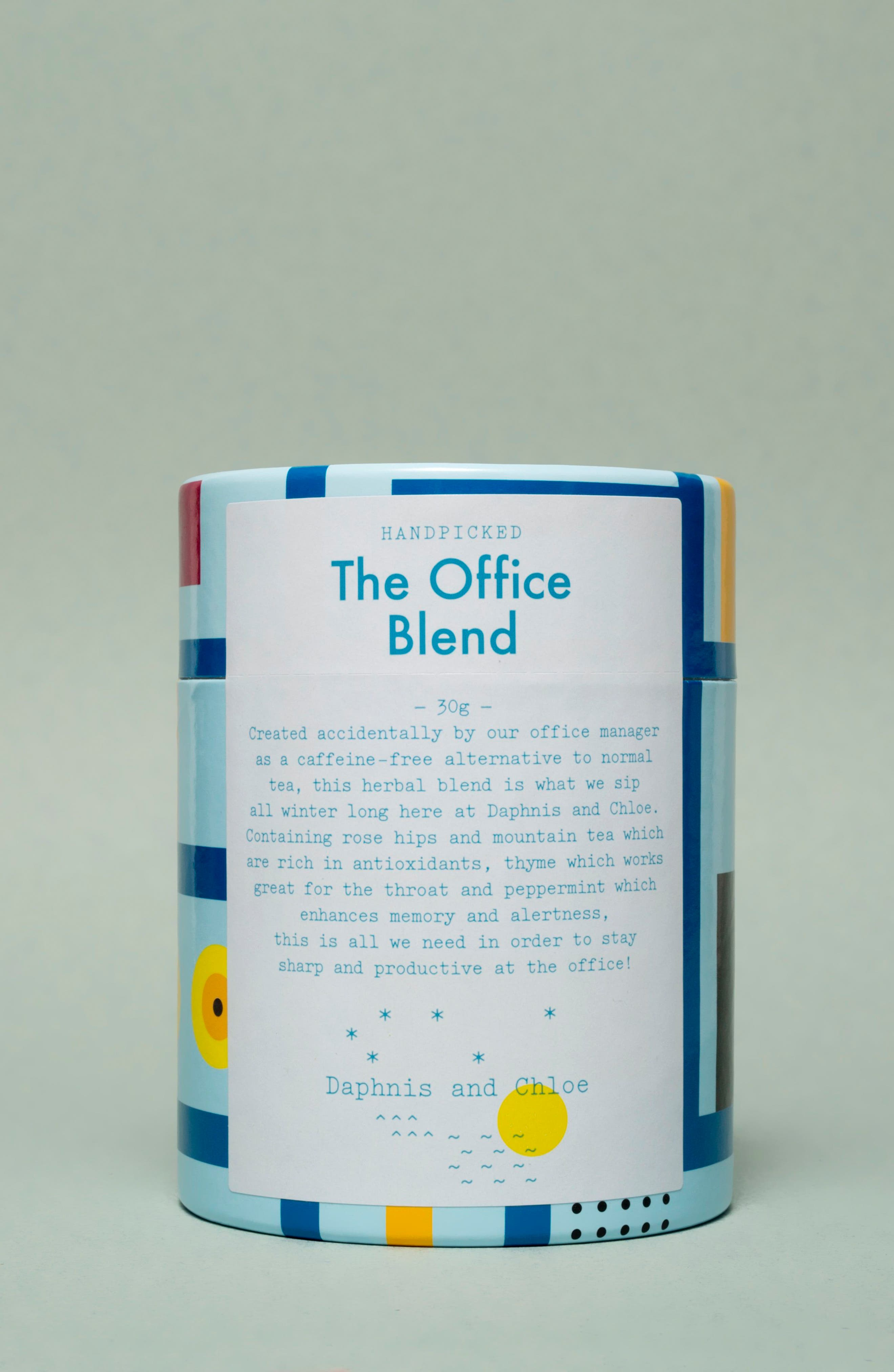 The Office Blend Loose Tea,                             Alternate thumbnail 3, color,