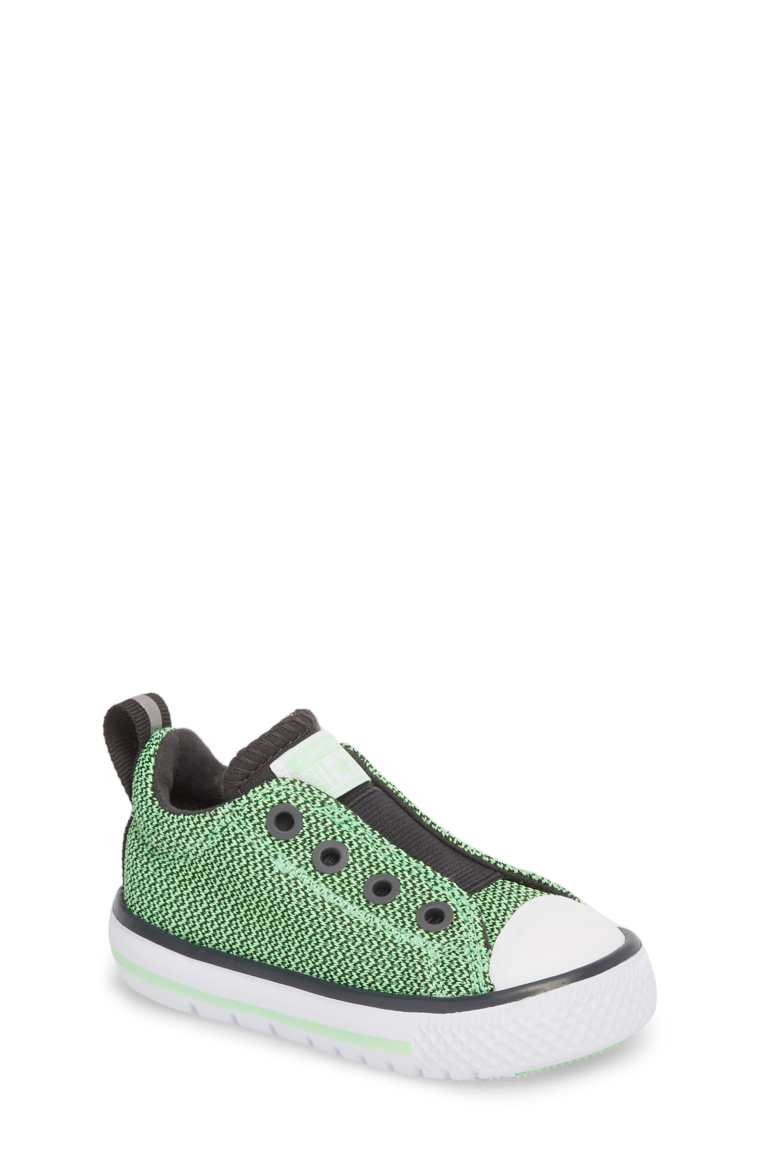 Converse Girls All Star Lana Slip 642778°C Green