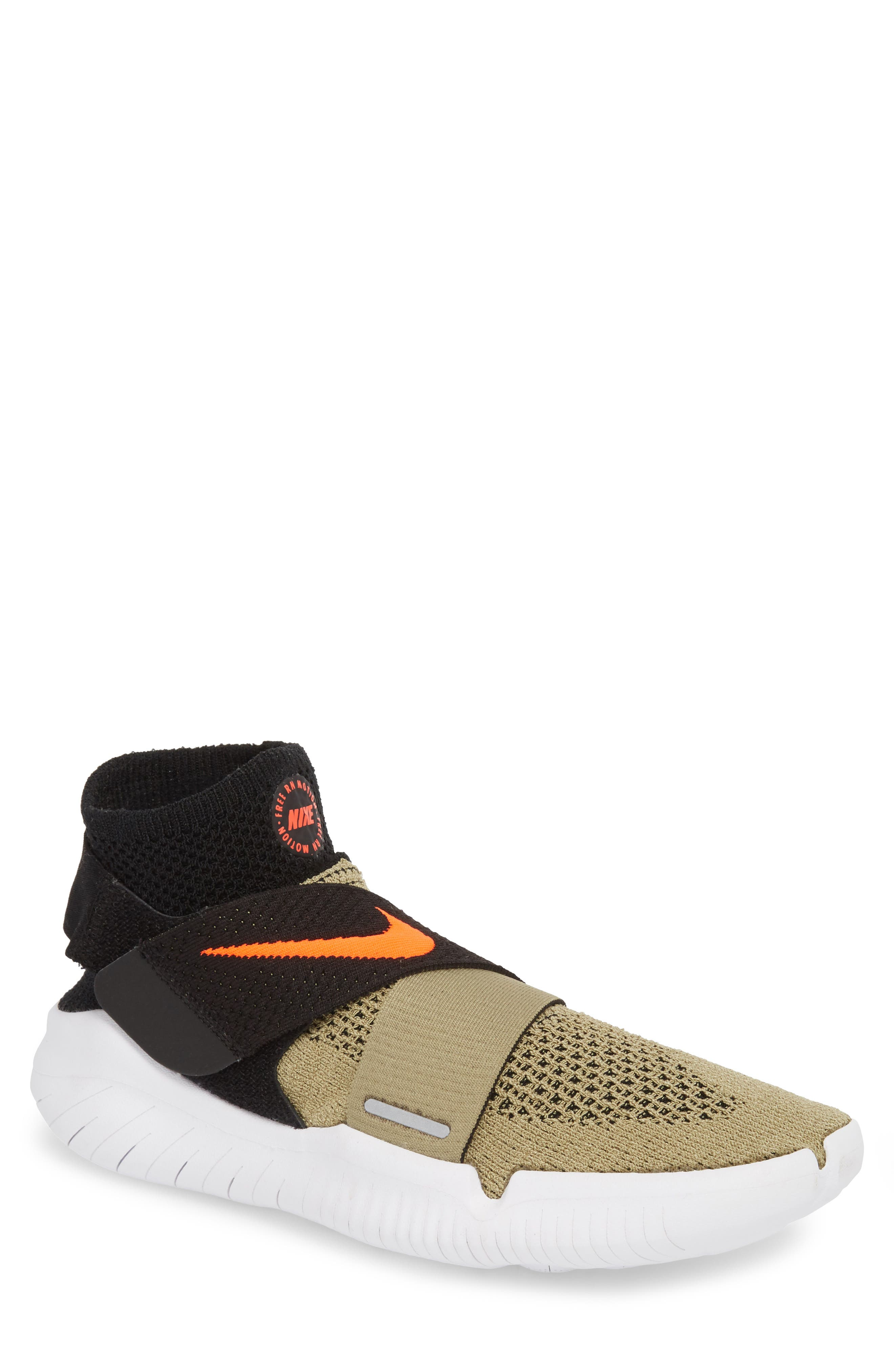 Nike Free RN Motion 2018 Flyknit Running Shoe (Men)