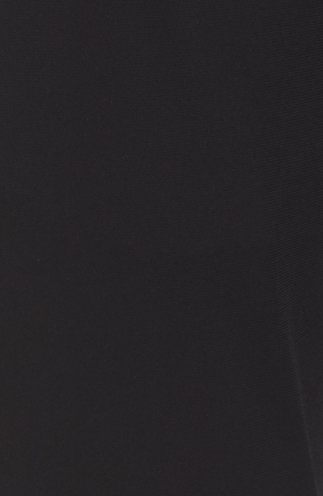 Alternate Image 5  - Blanc Noir Jog Capris