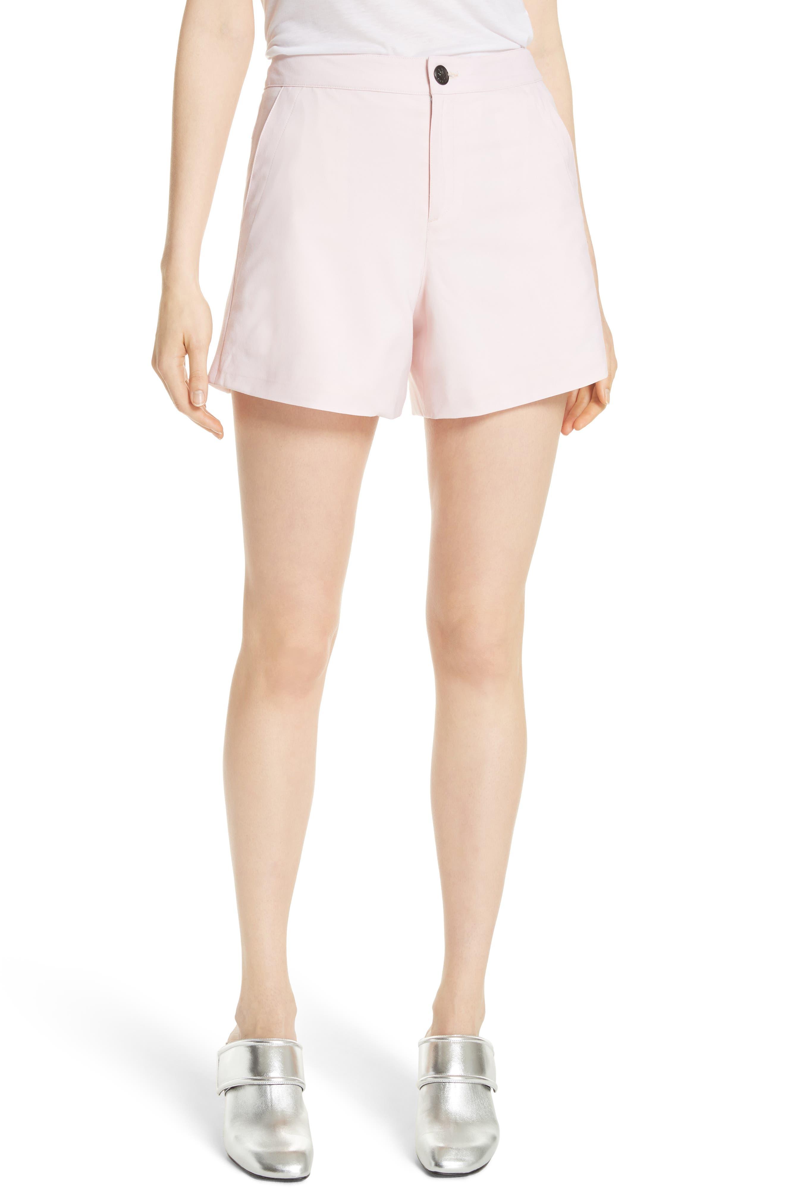rag & bone Sage Stretch Wool Shorts