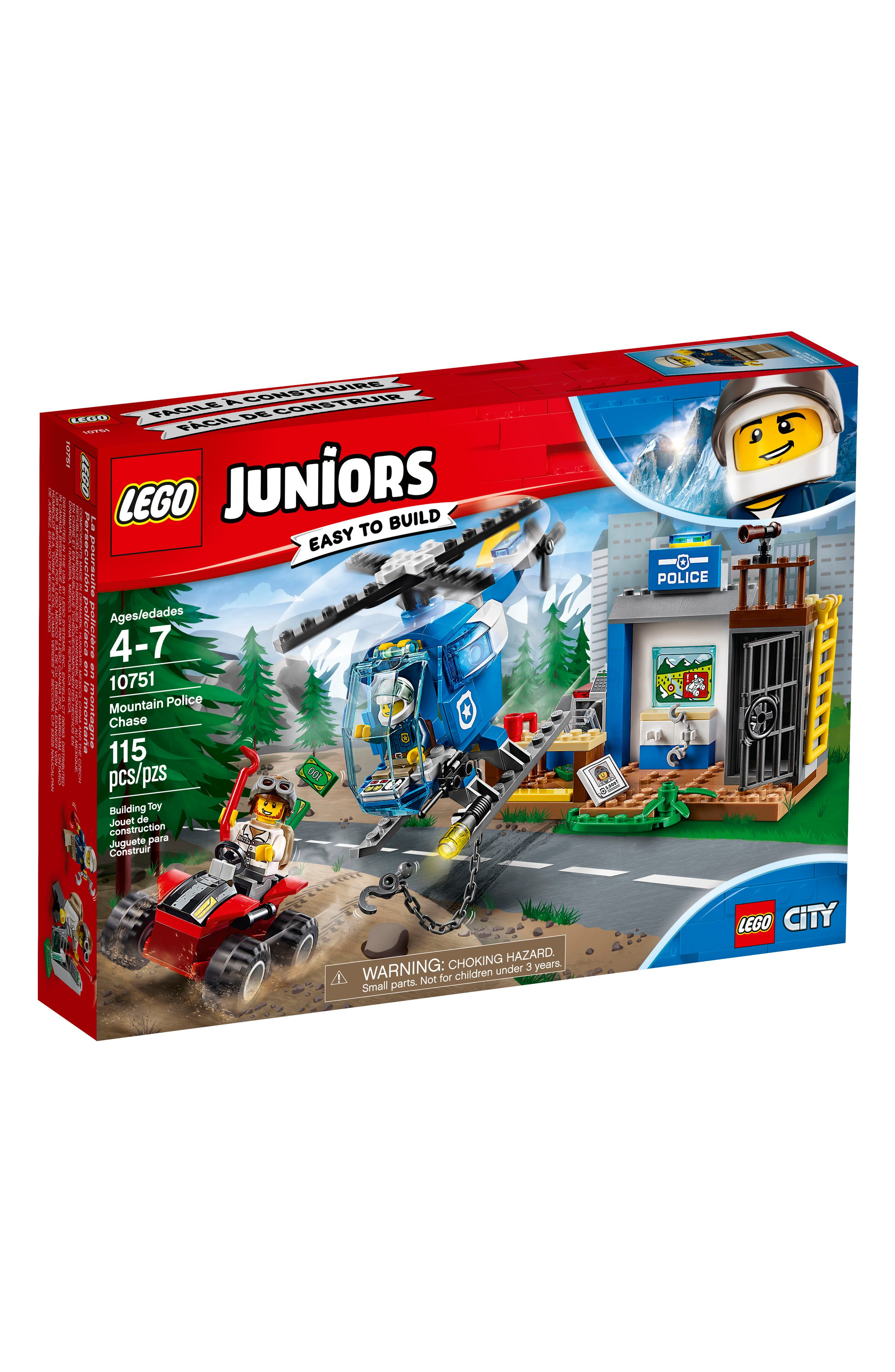 LEGO® Juniors Mountain Police Chase - 10751