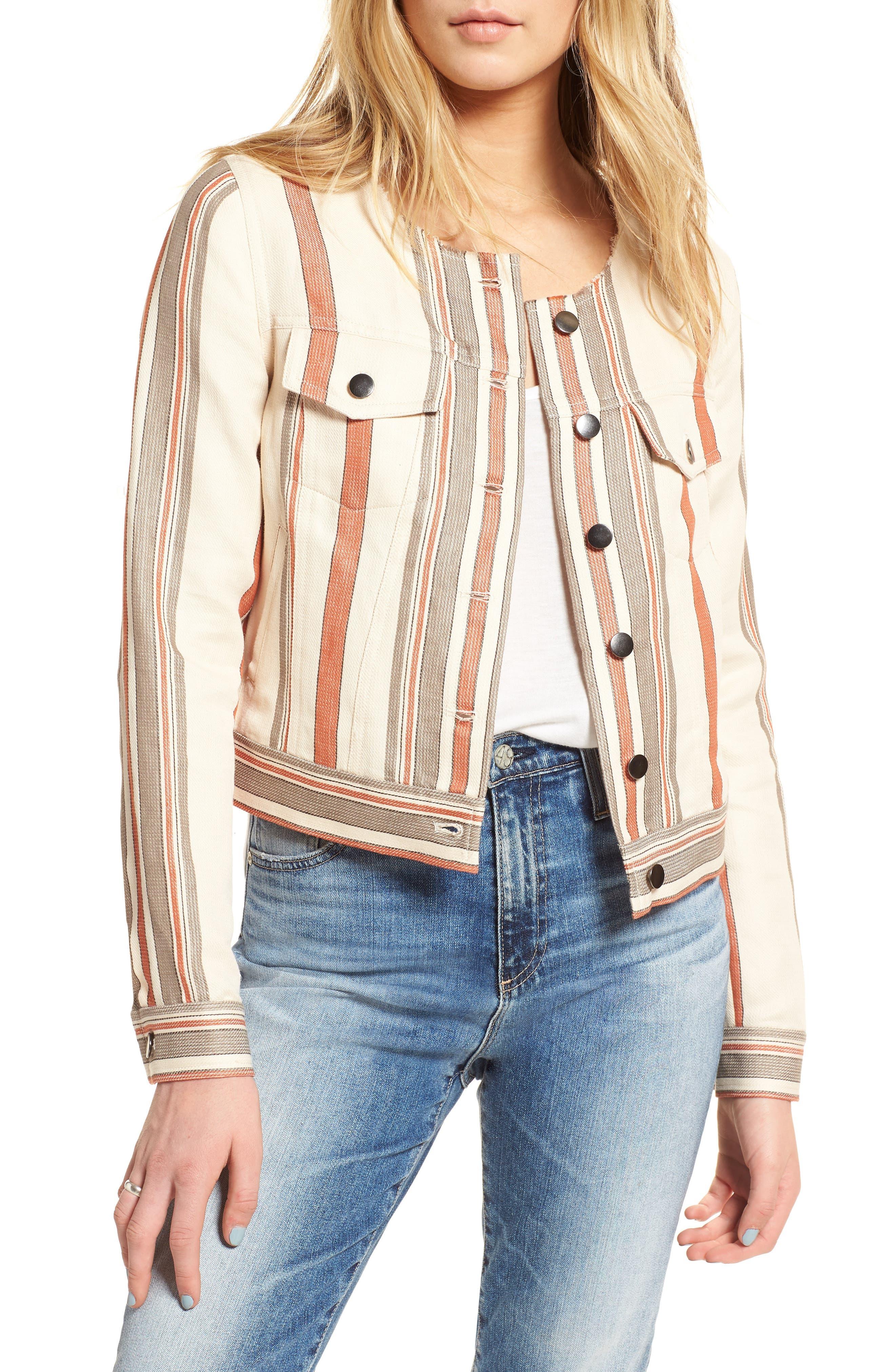 Rebecca Minkoff Charlie Crop Jacket