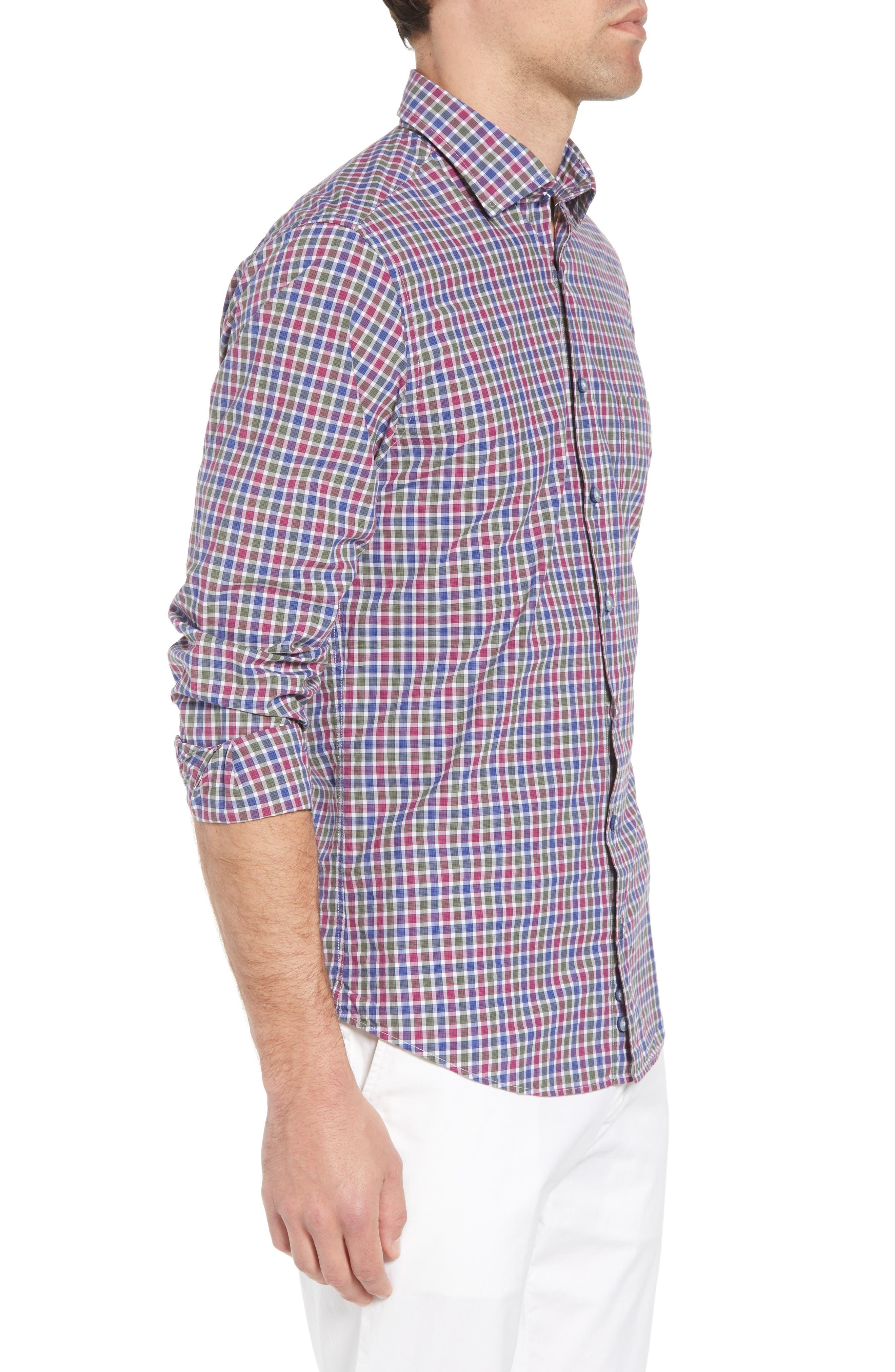 Alternate Image 4  - Rodd & Gunn Macreas Flat Regular Fit Sport Shirt
