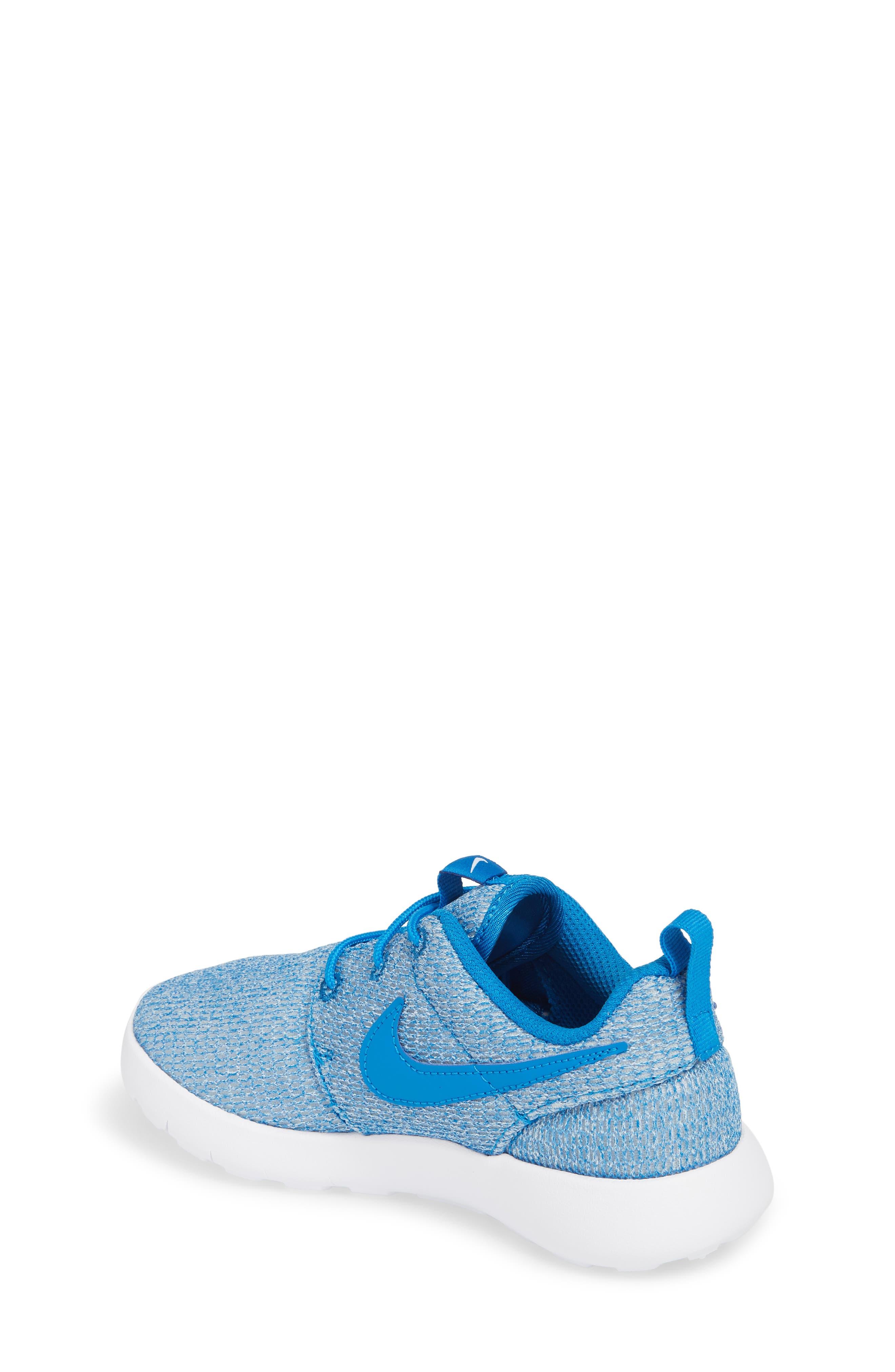 Alternate Image 2  - Nike 'Roshe Run' Sneaker (Little Kid & Big Kid)