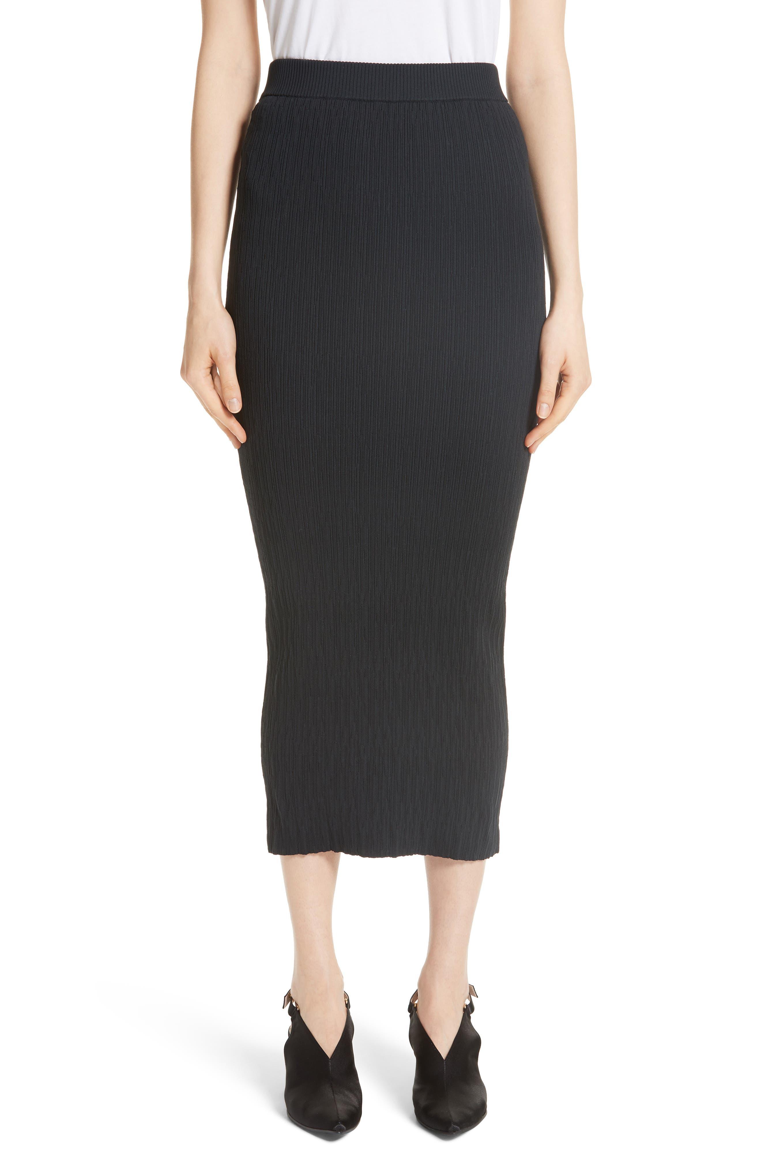 Simon Miller Marsing Textured Skirt
