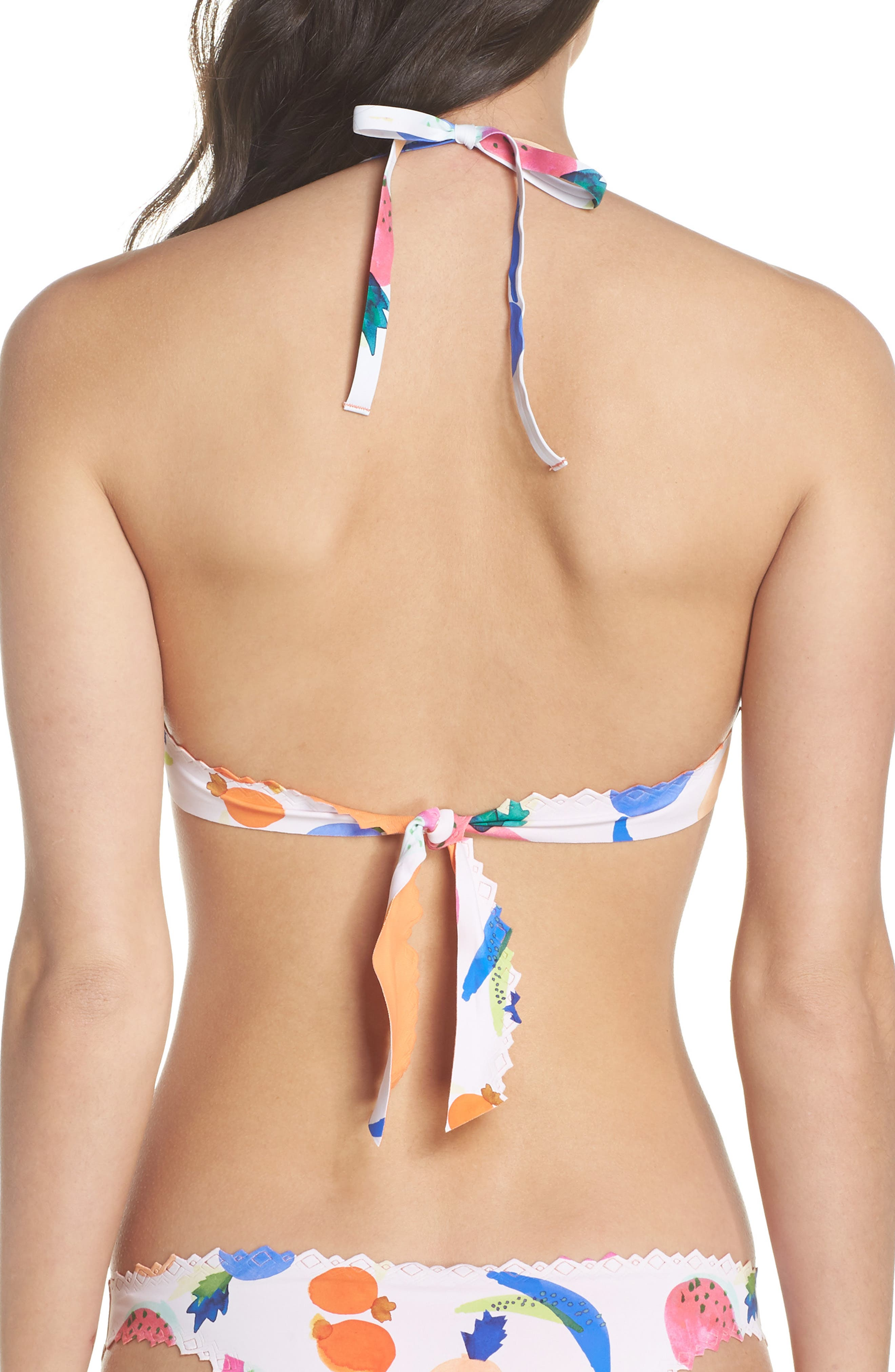Copacabana Reversible Bikini Top,                             Alternate thumbnail 2, color,                             Copacabana