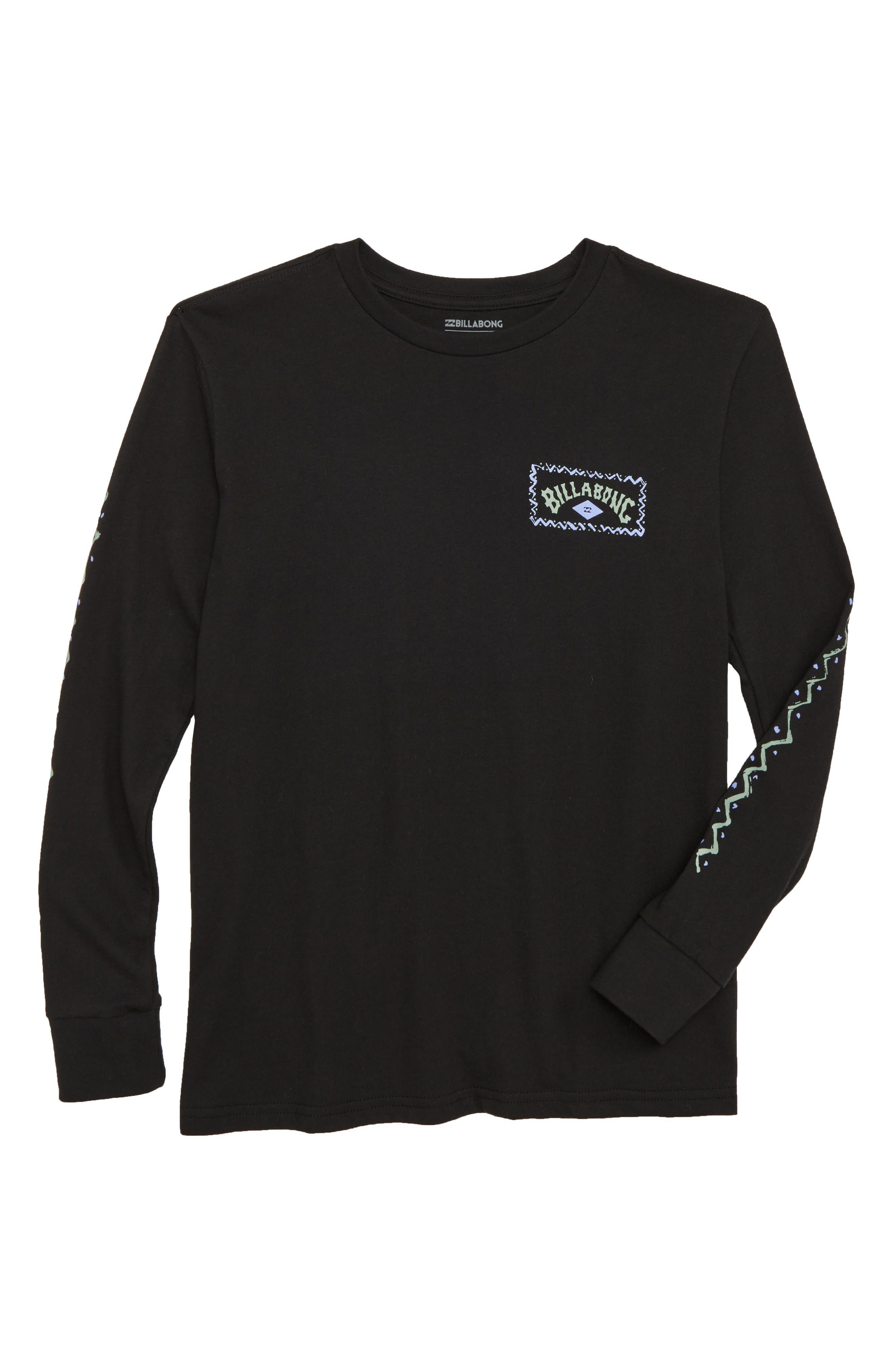 Dreamscape T-Shirt,                         Main,                         color, Black