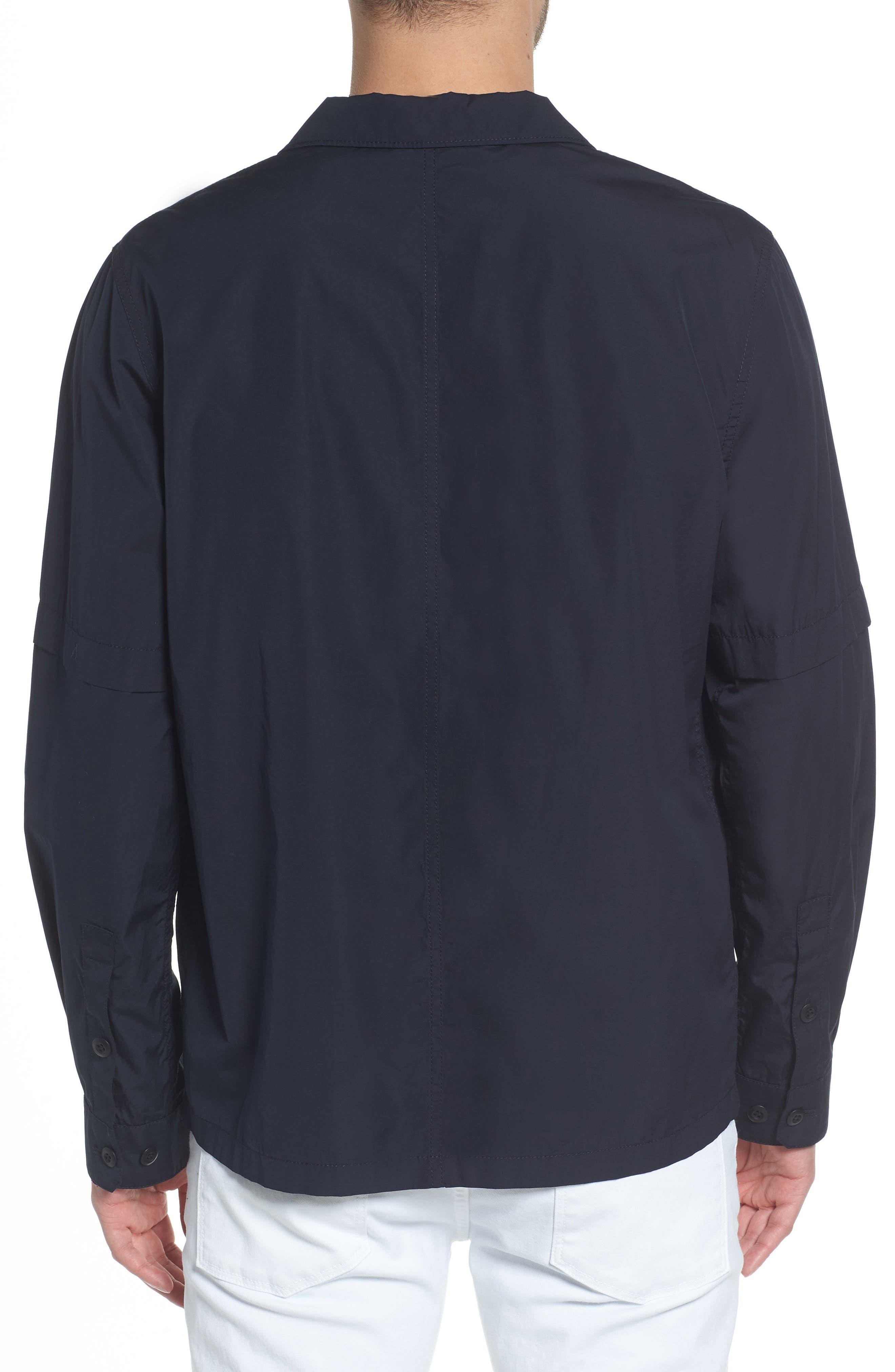 Regular Fit Shirt Jacket,                             Alternate thumbnail 2, color,                             New Coastal