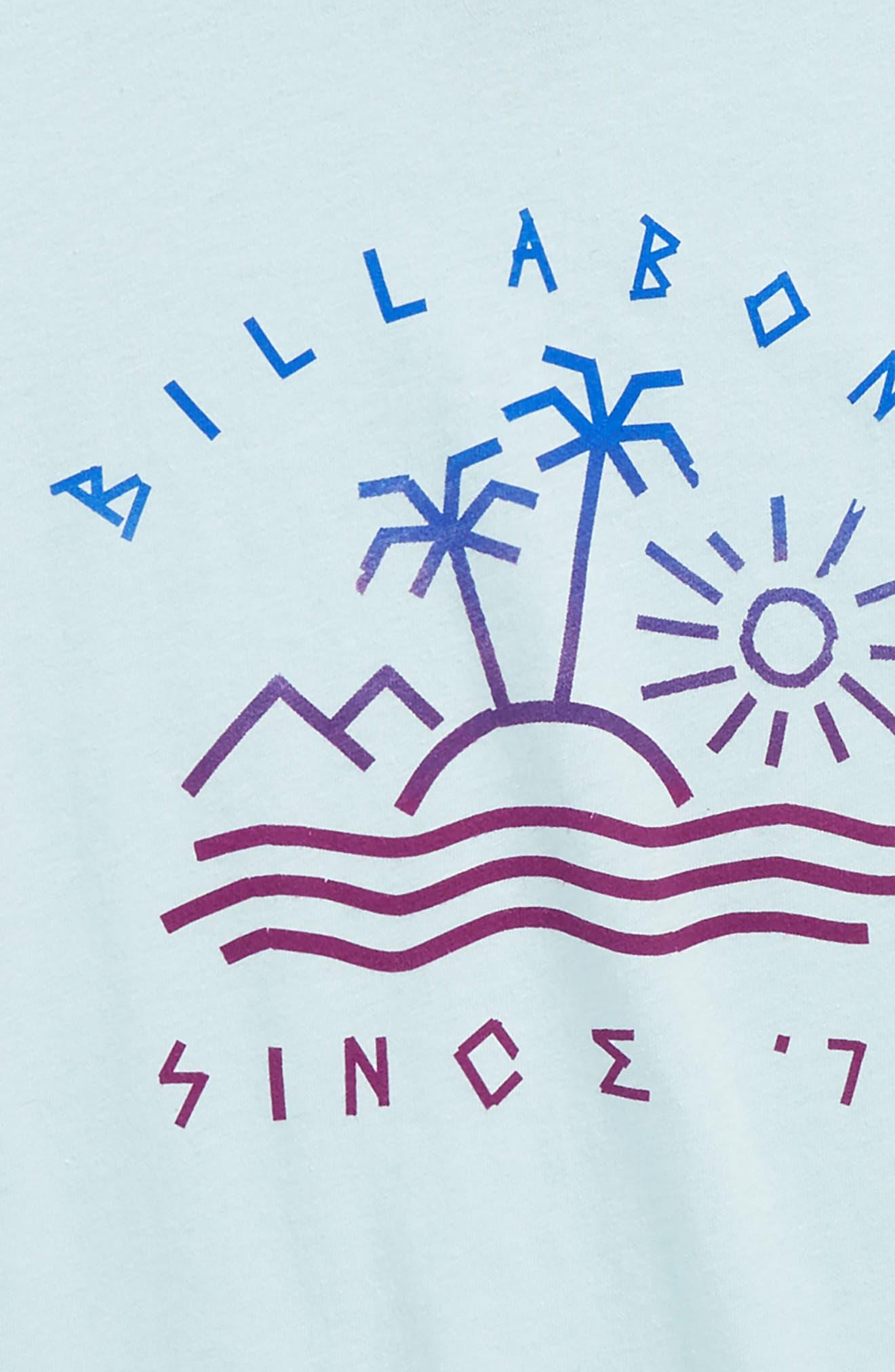 Stuff T-Shirt,                             Alternate thumbnail 2, color,                             Coastal