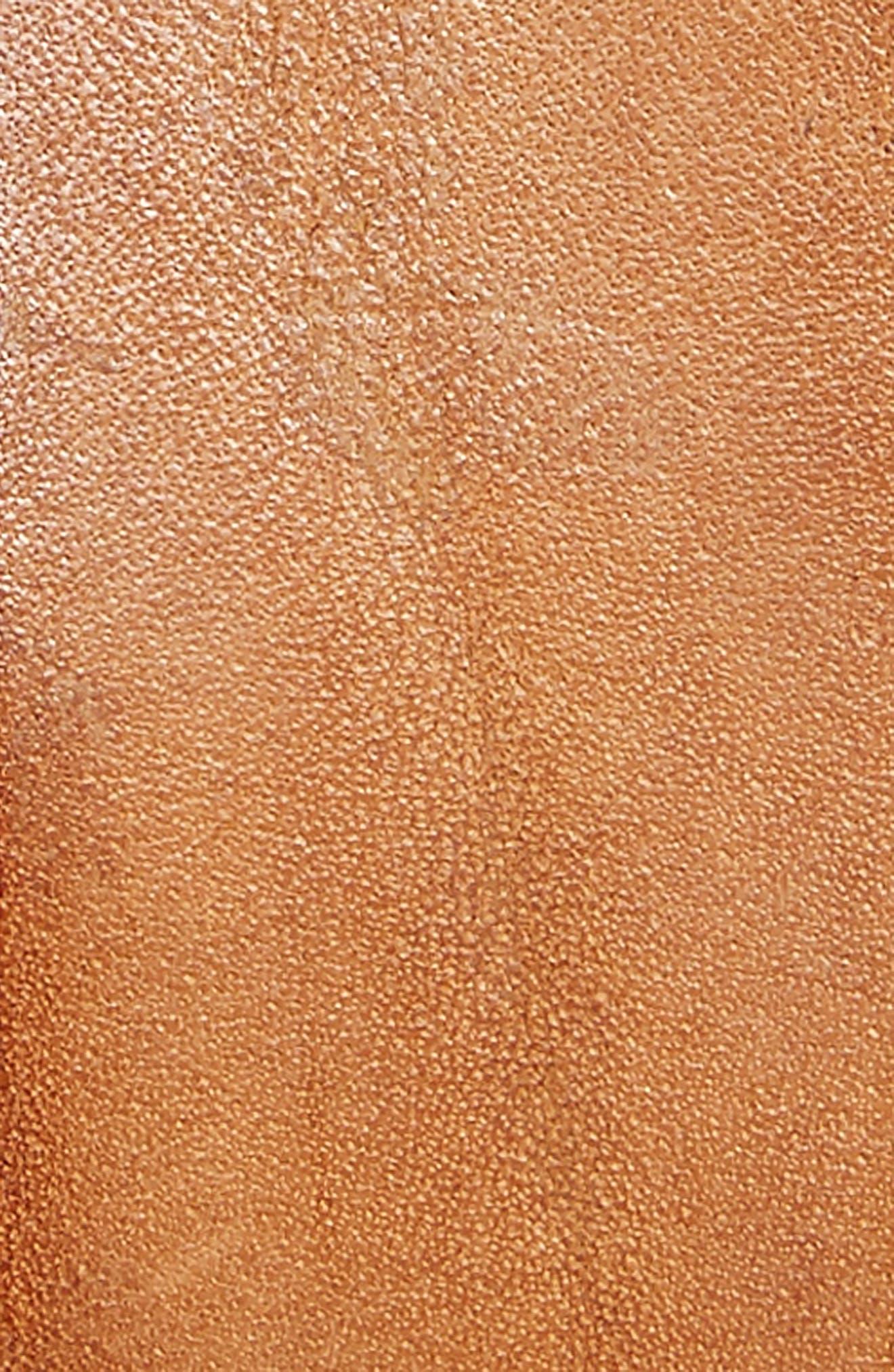 Orris Tumbled Leather Belt,                             Alternate thumbnail 2, color,                             Cognac