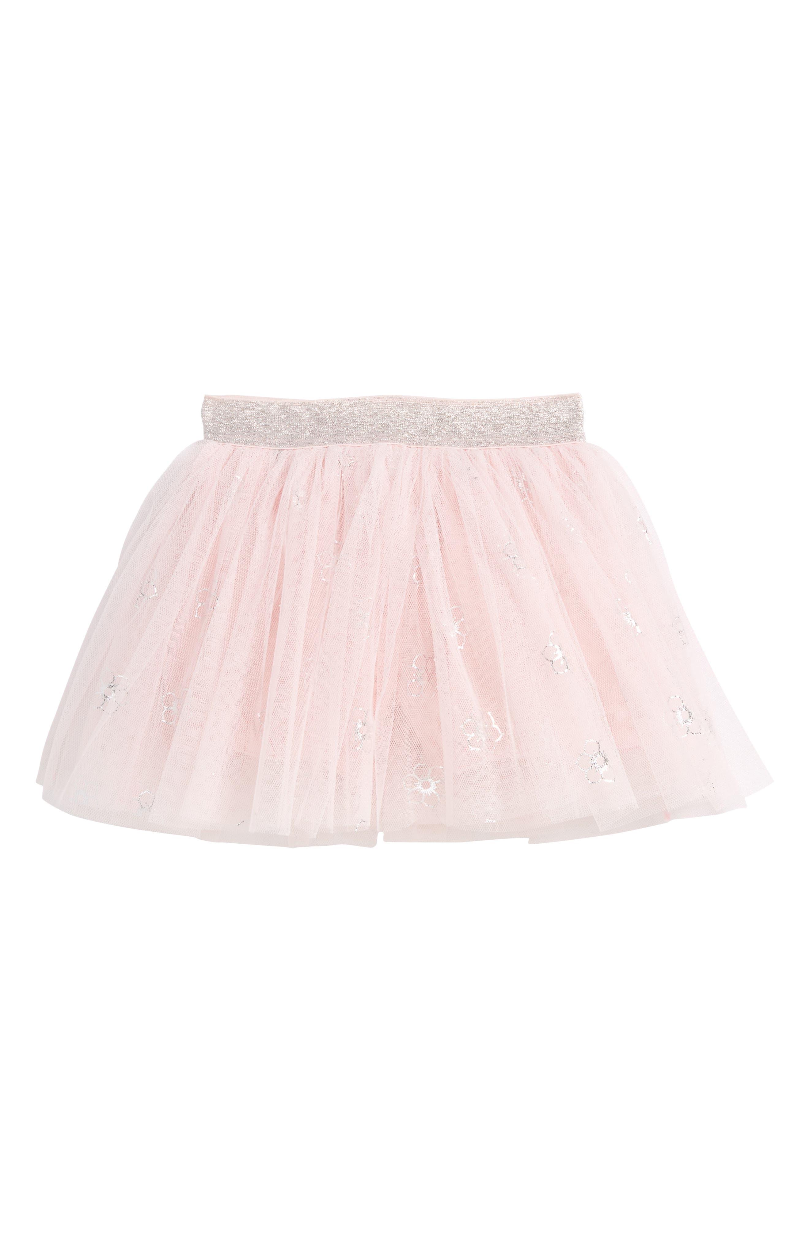 Tutu Skort,                         Main,                         color, Pink