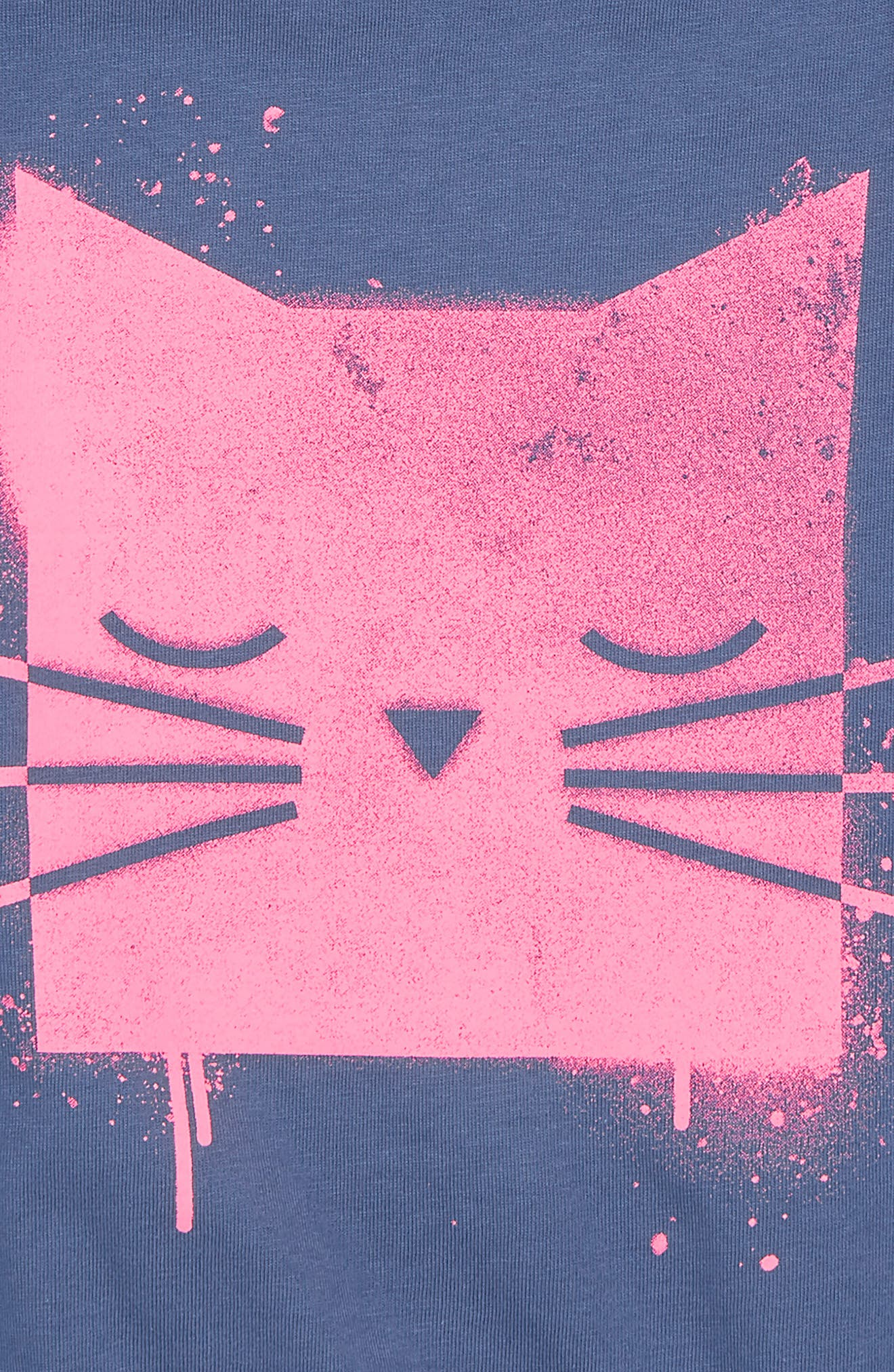Spray Paint Kitty Tank,                             Alternate thumbnail 2, color,                             Cobalt