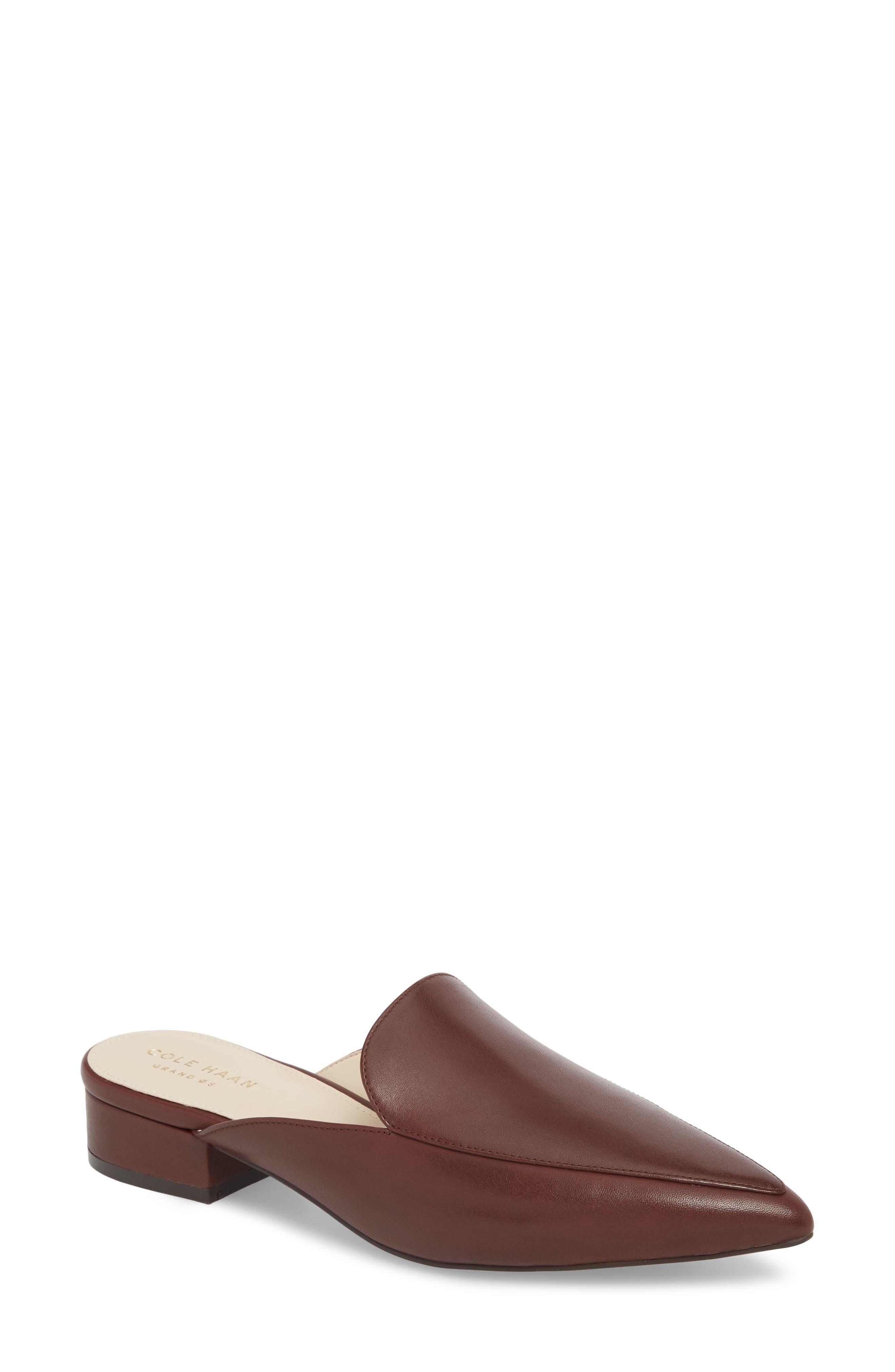 e68eaa4e423b83 Women s Pointed Toe Mules   Slides