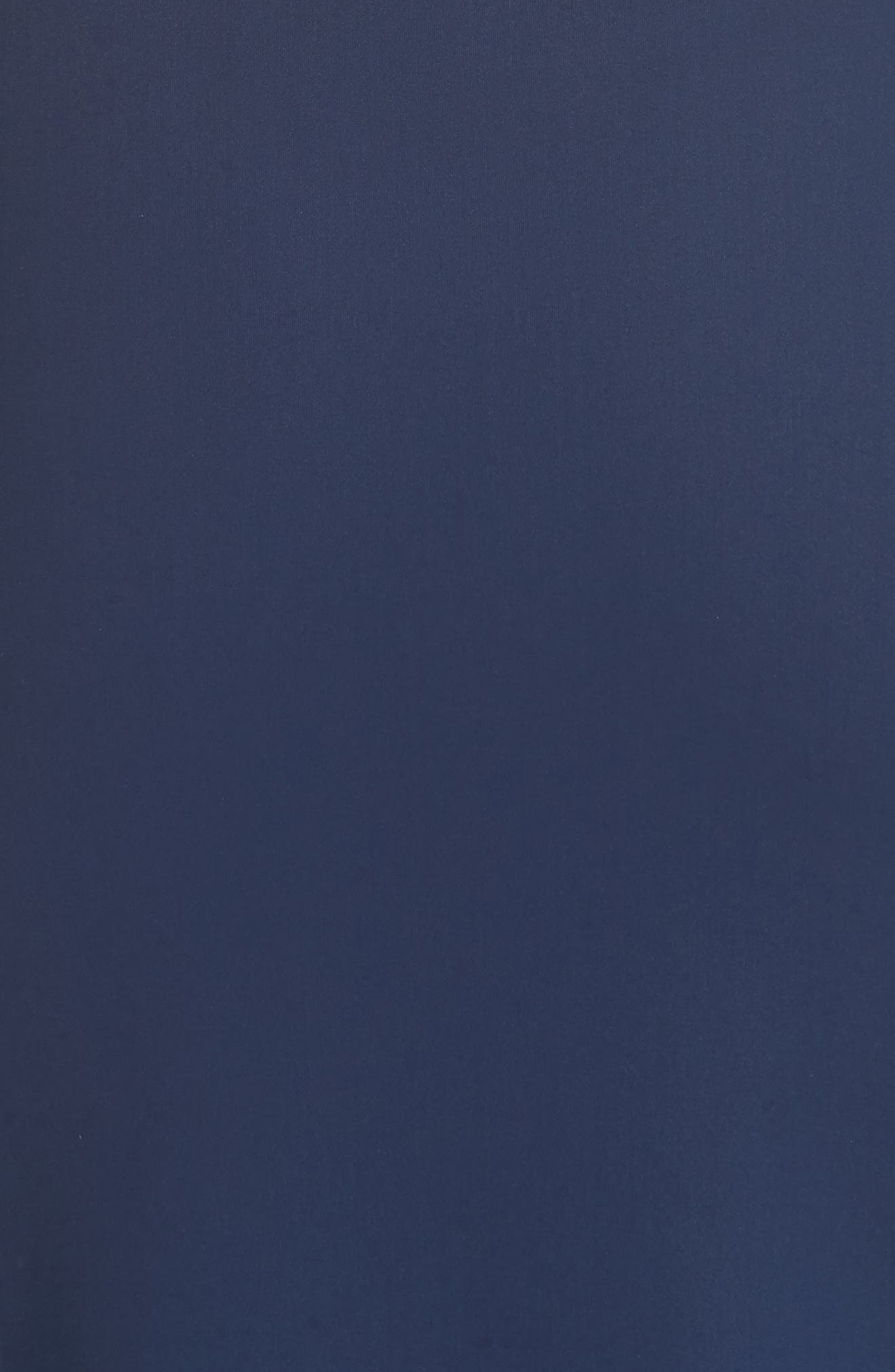 Naktis Trumpet Gown,                             Alternate thumbnail 5, color,                             Blue Notte